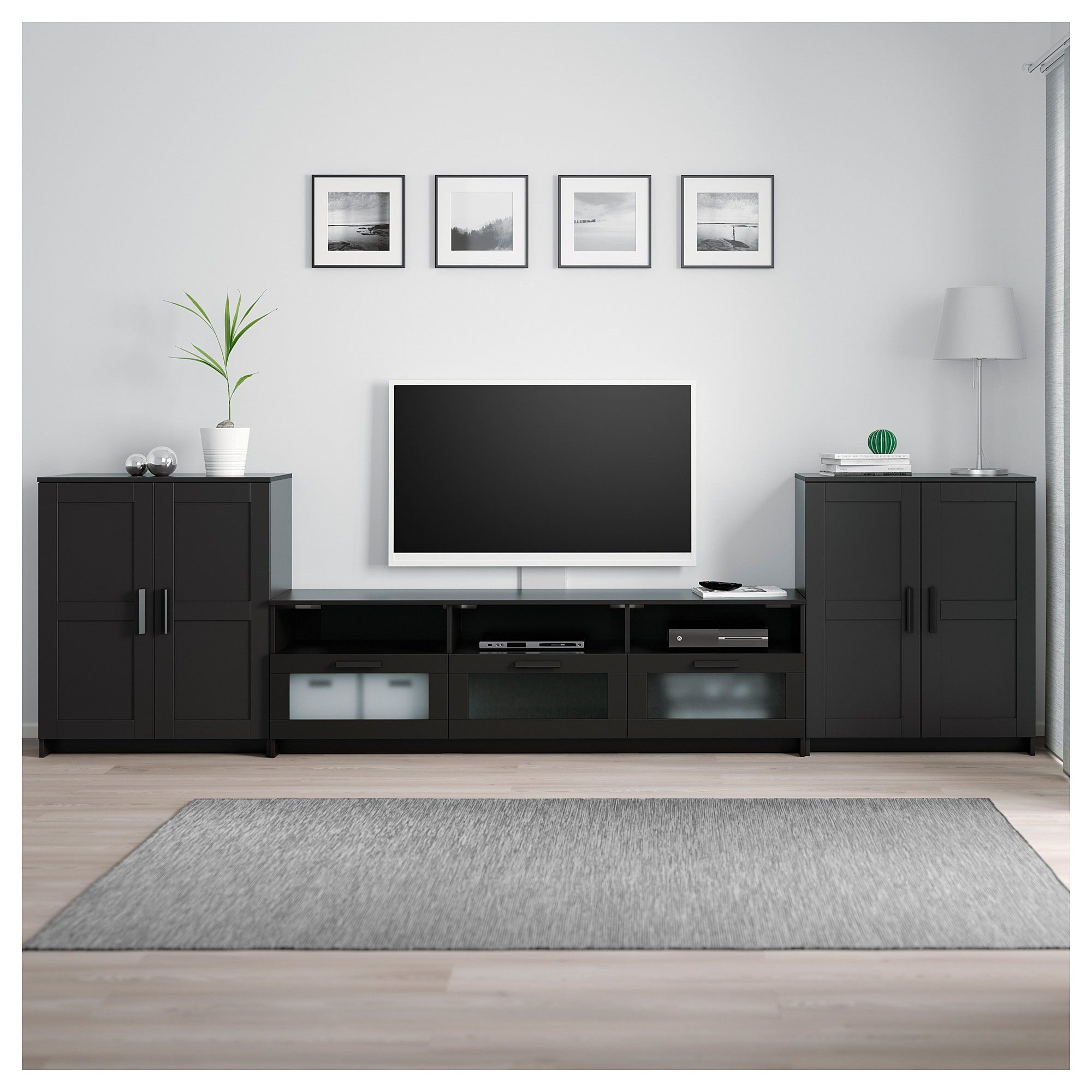 Fashionable Low Level Tv Storage Units Inside Tv Stands & Tv Units (View 8 of 20)