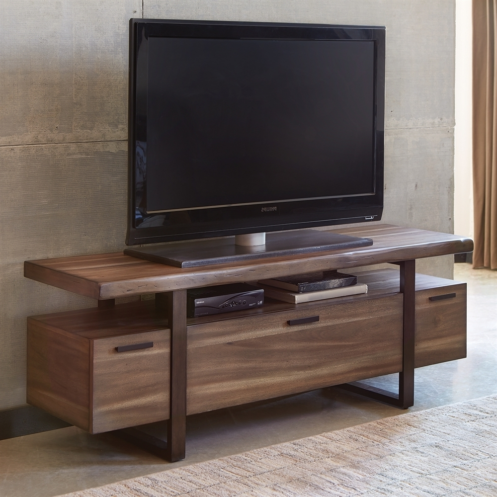 Fashionable Low Tv Stand Sofauk Shiro Walnut Cabinet Black Profile Ideas Wood Regarding Low Tv Stands And Cabinets (View 6 of 20)