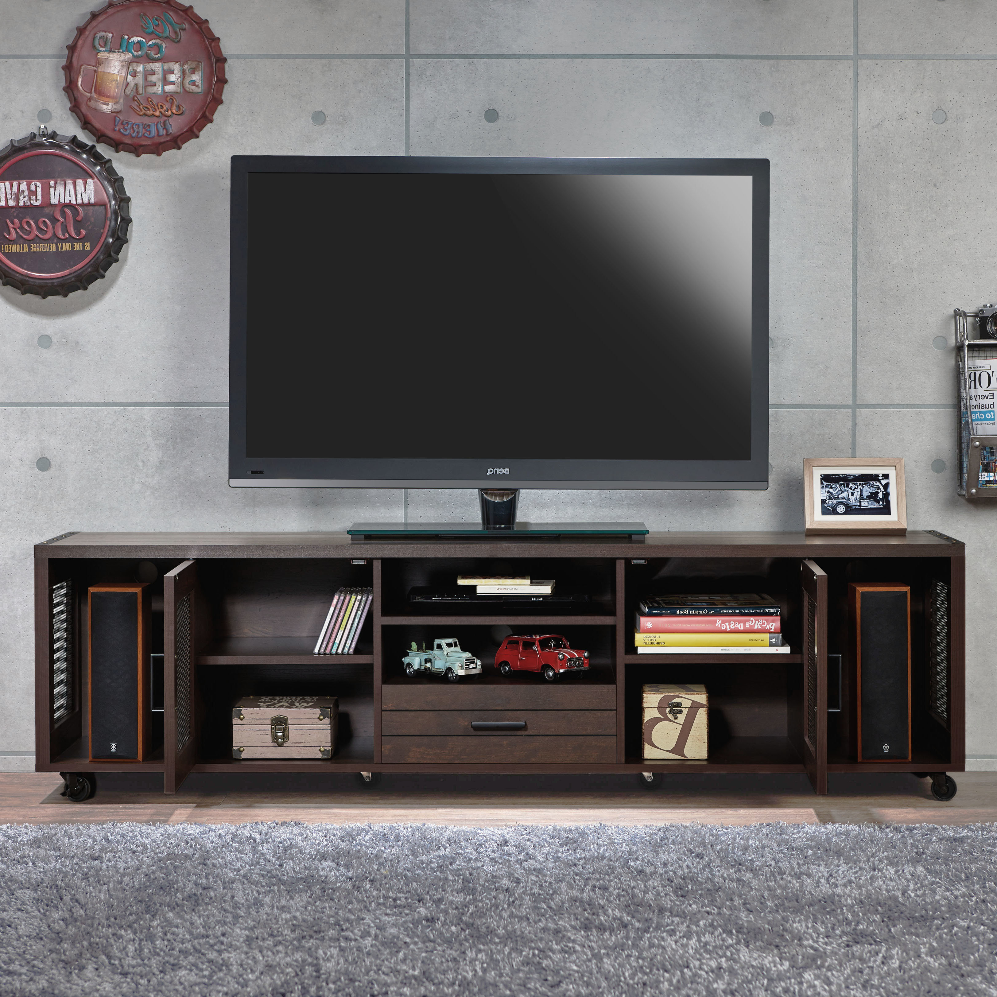 Fashionable Wayfair Tv Stands 55 Inch Corner On Sale 60 Stand With Fireplace Throughout Wayfair Corner Tv Stands (View 4 of 20)