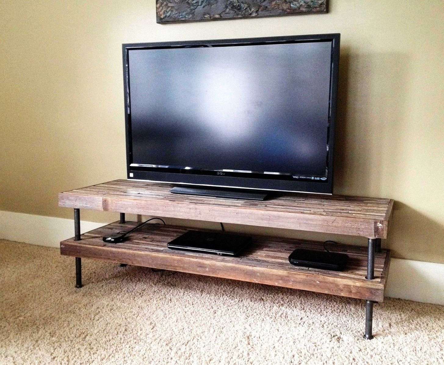 Favorite 21 Affordable Diy Tv Stand Ideas You Can Build In A Weekend (View 6 of 20)