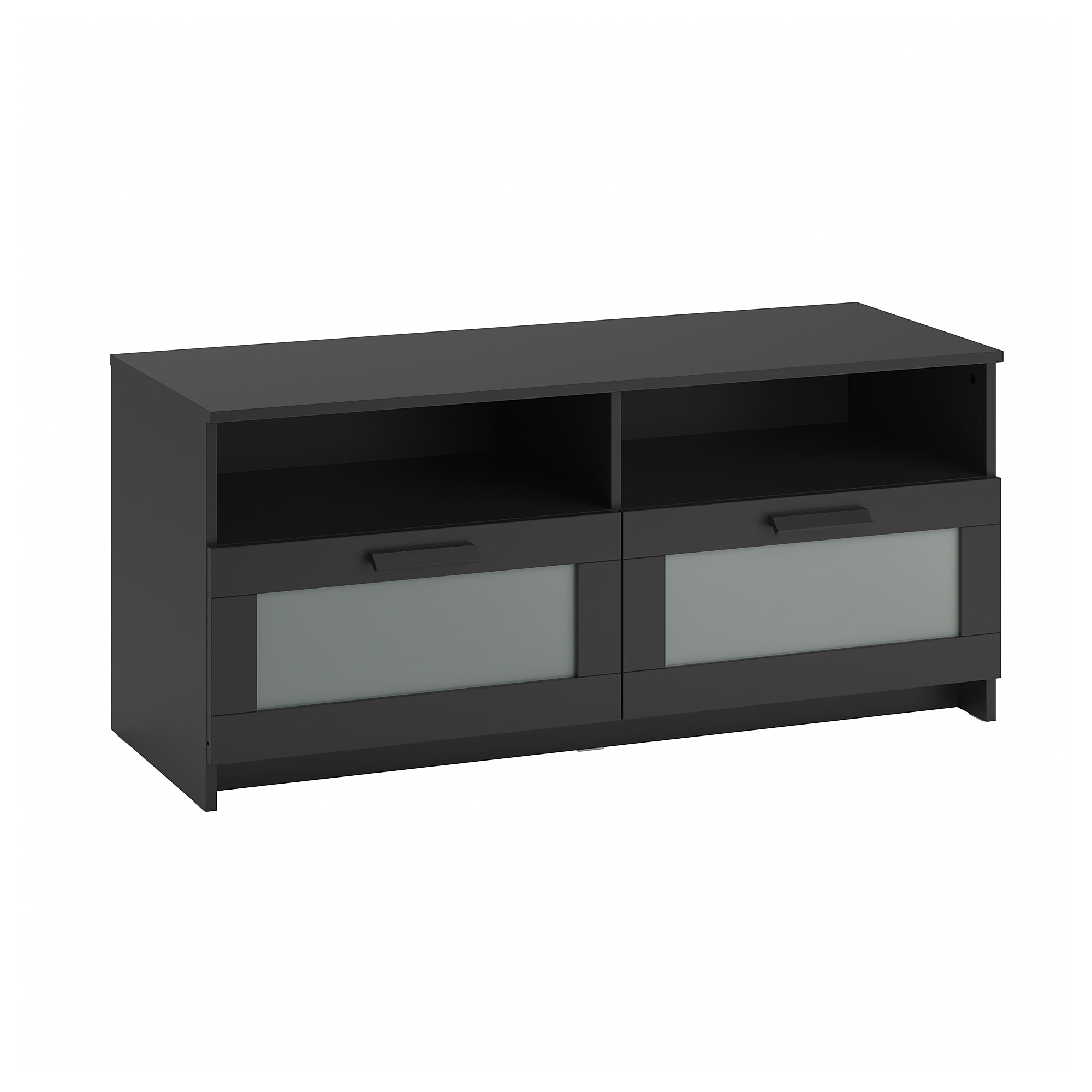 Favorite Bench Tv Stands For Brimnes Tv Bench Black 120 X 41 X 53 Cm – Ikea (View 9 of 20)