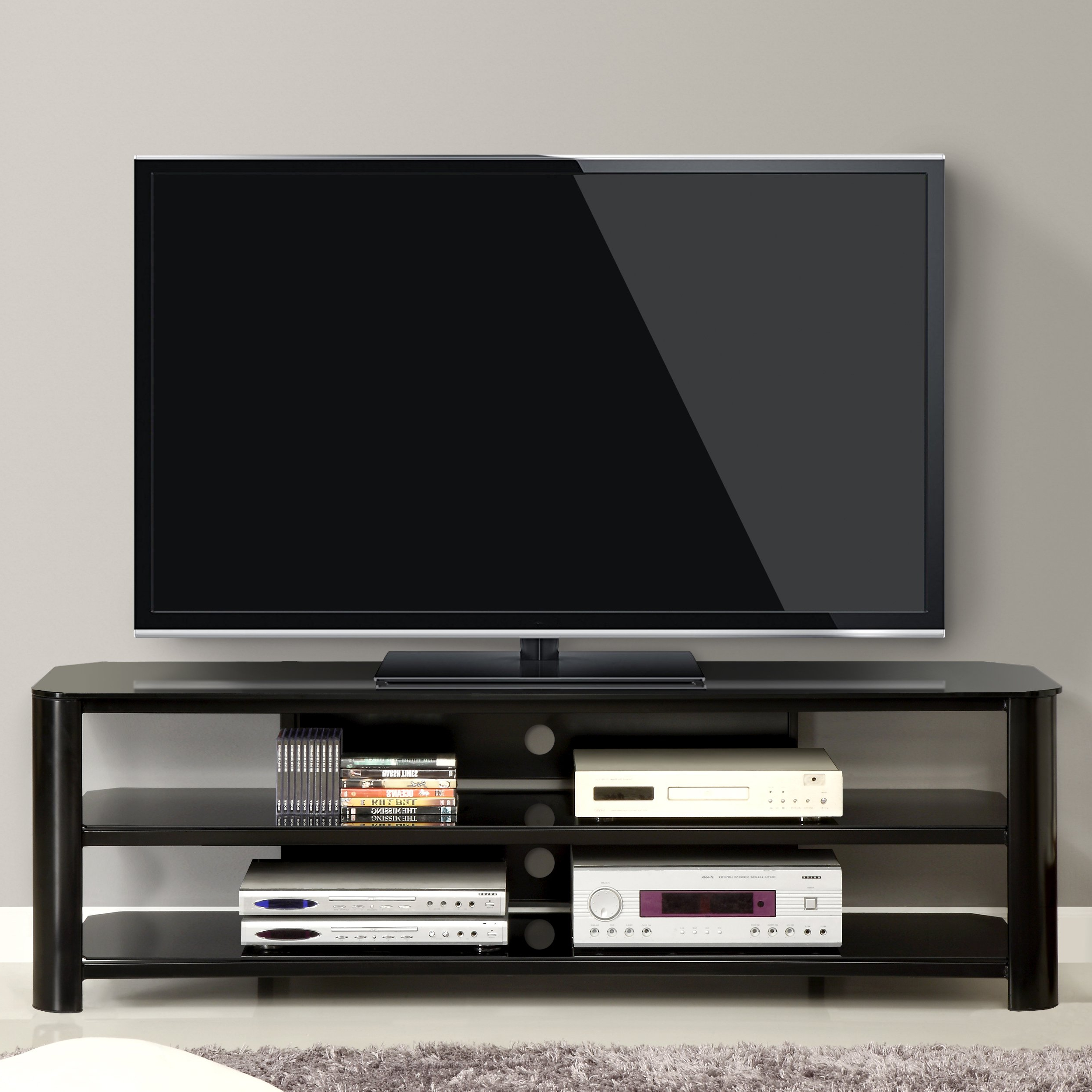 Favorite Best Rated In Television Stands & Helpful Customer Reviews – Amazon With Tv Stands For 70 Inch Tvs (View 15 of 20)