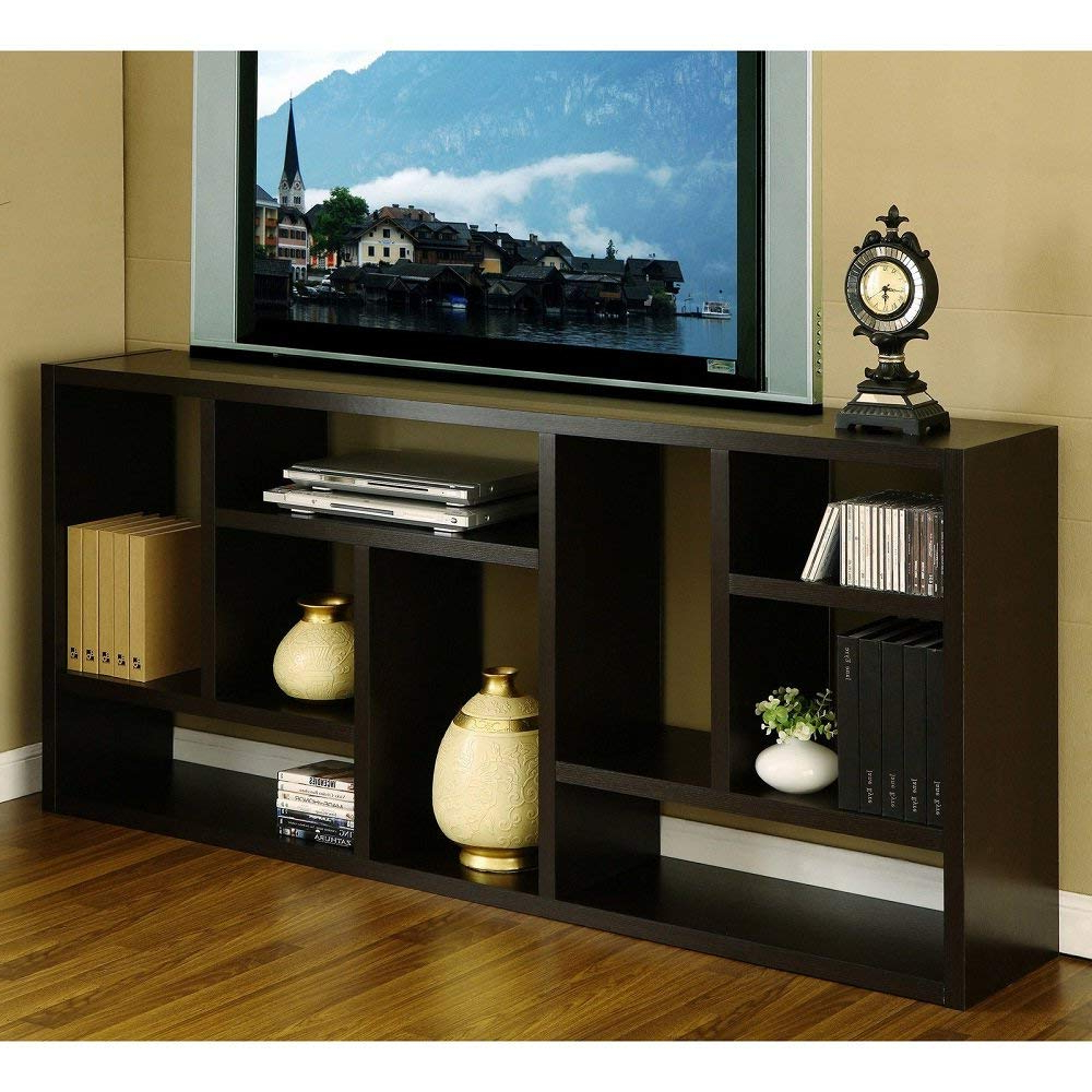 Favorite Casey Grey 74 Inch Tv Stands With Amazon: Tv Stand Is Great Display Cabinet And Bookshelf (View 11 of 20)