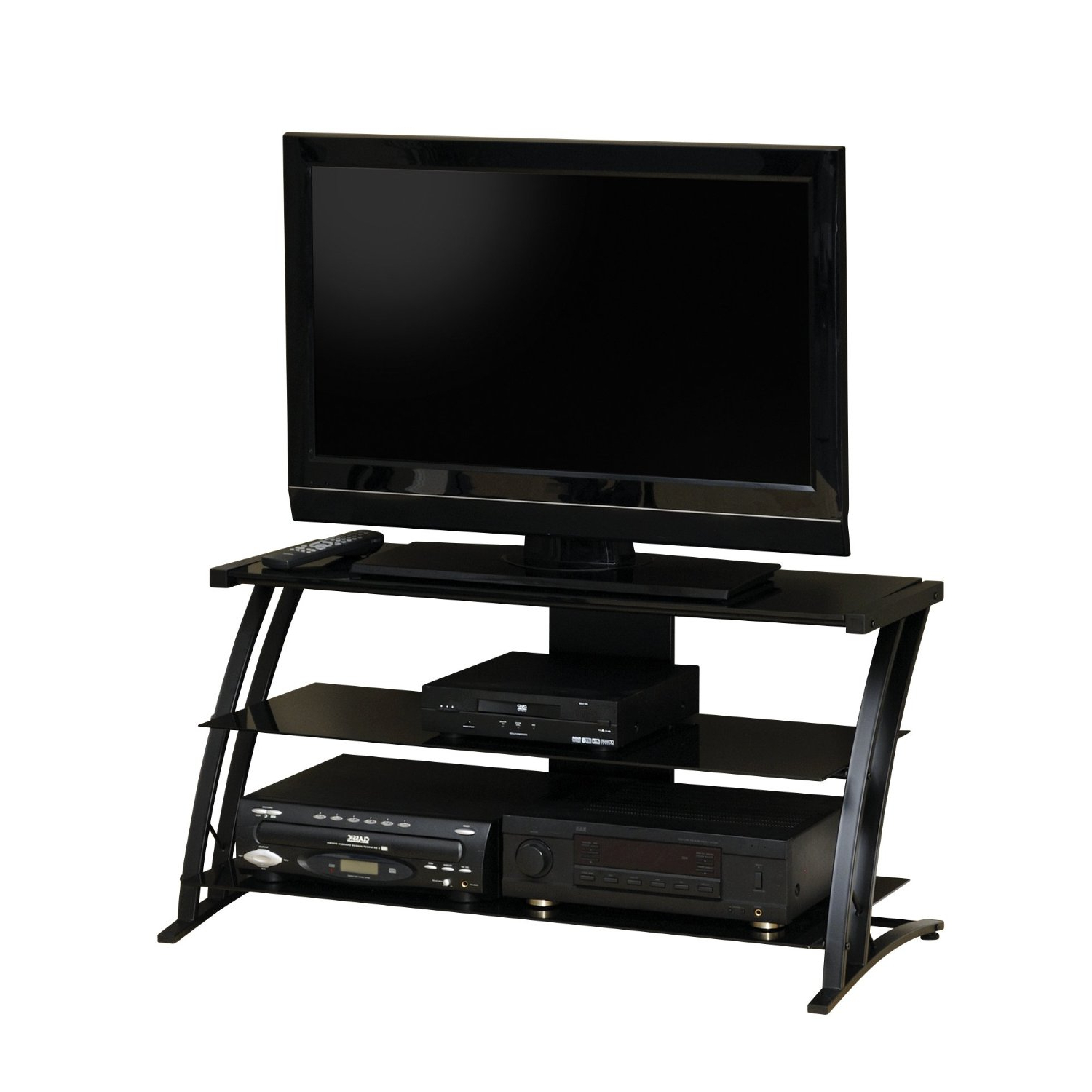 Favorite Corner Tv Cabinets For Flat Screens With Tv Stands: 7 Best Selling Flat Screen Tv Stands  (View 10 of 20)