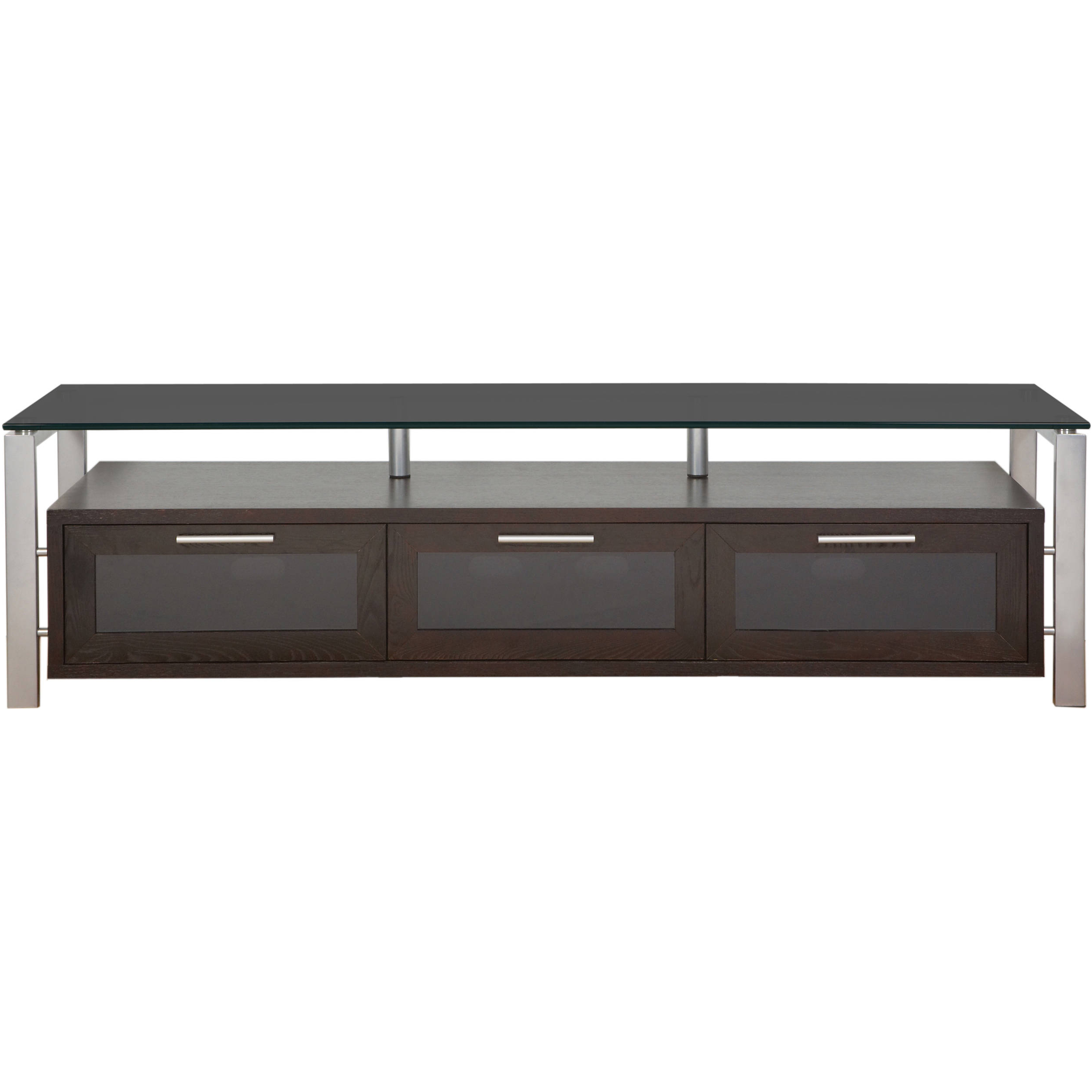 Favorite Glass Tv Cabinets Throughout Plateau Decor 71 Tv Stand Decor 71 (E) S Bg B&h Photo Video (View 4 of 20)