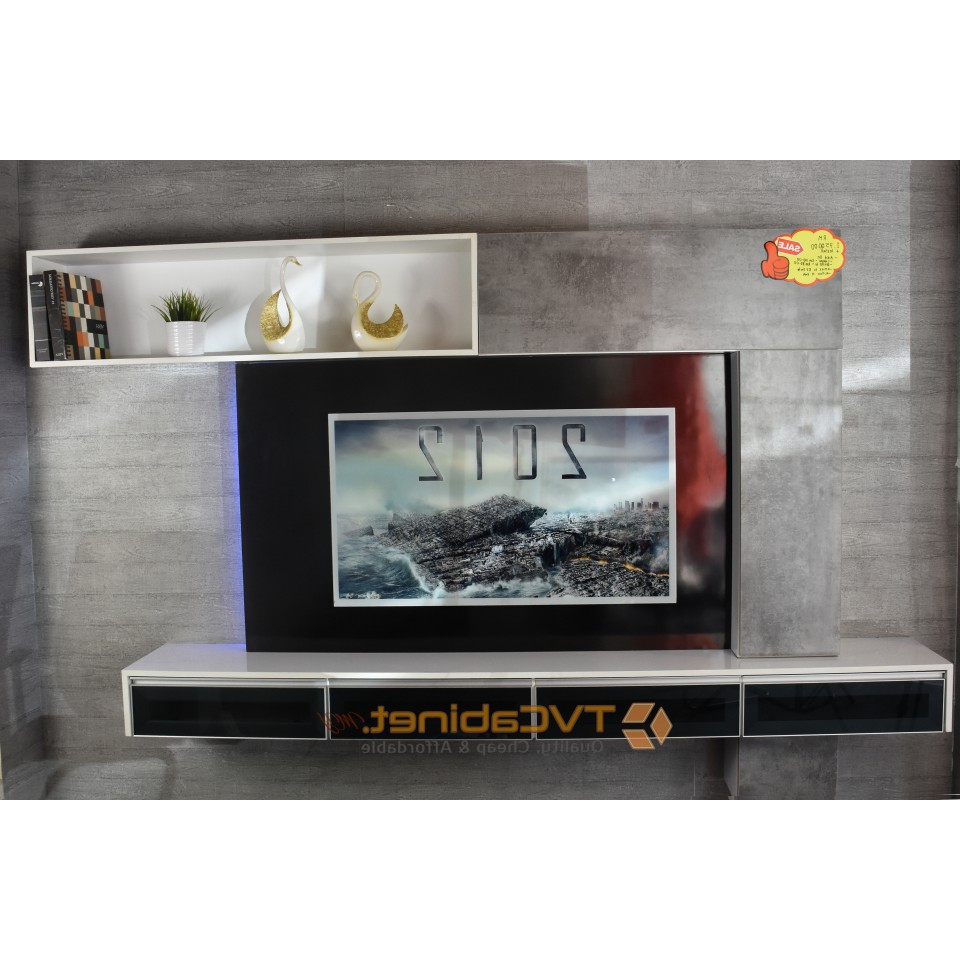Favorite Modern Design Tv Cabinets Pertaining To Modern & Contemporary Tv Cabinet Design Tc001 (Gallery 16 of 20)