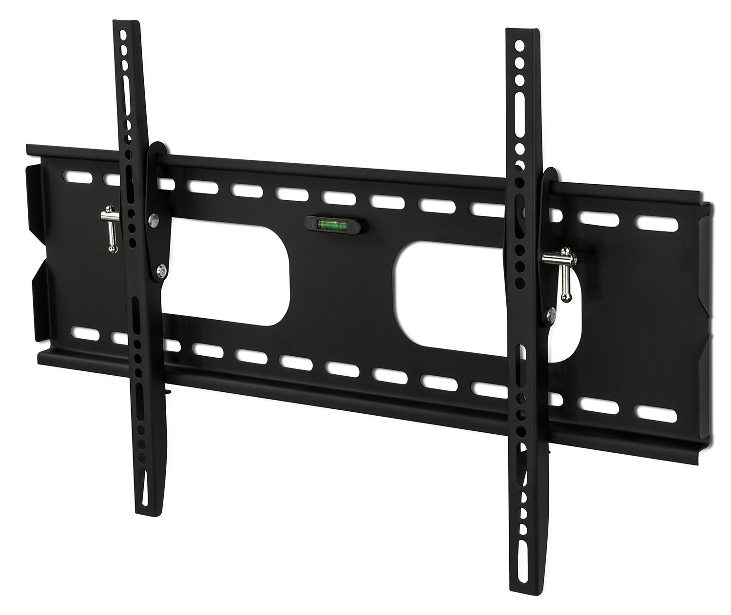 Favorite Mount It! Mi 318b Universal Tilting Tv Wall Mount Bracket For 32, 37 Inside Tilted Wall Mount For Tv (View 16 of 20)