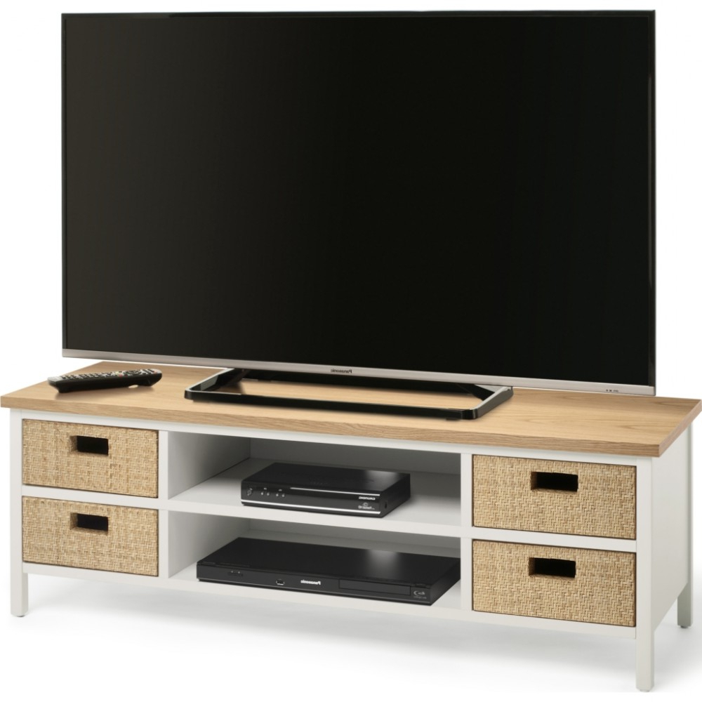 Favorite Techlink Echo Ec130Tvb Tv Stands With Regard To Buy Techlink Panorama Pm120W Tv Stand Screens Up To 55. Shop Every (Gallery 10 of 20)