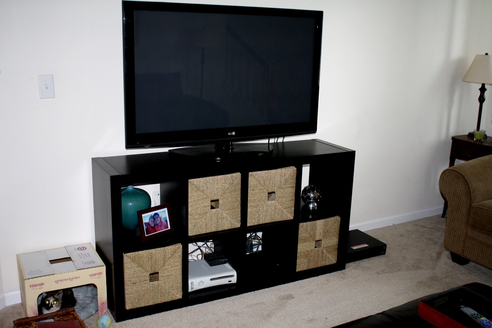 Favorite Tv Stands Bookshelf Combo Pertaining To Tv Stand Bookshelf Combo Ikea – Buyouapp (View 7 of 20)