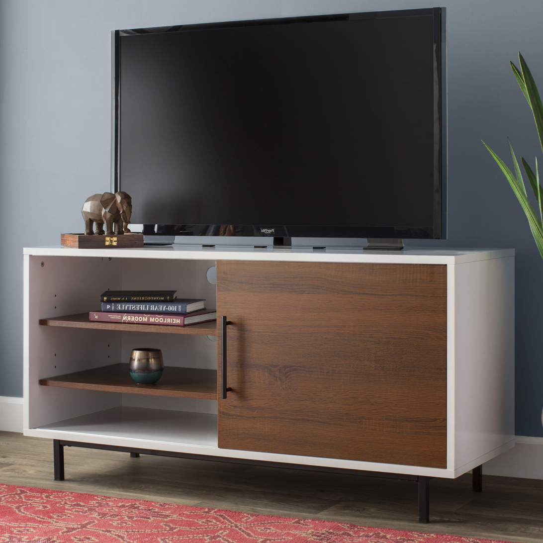 Favorite Walton 74 Inch Open Tv Stands Pertaining To Tv Stands And Consoles To Fit Your Home Decor Living Spaces Walton (View 8 of 20)