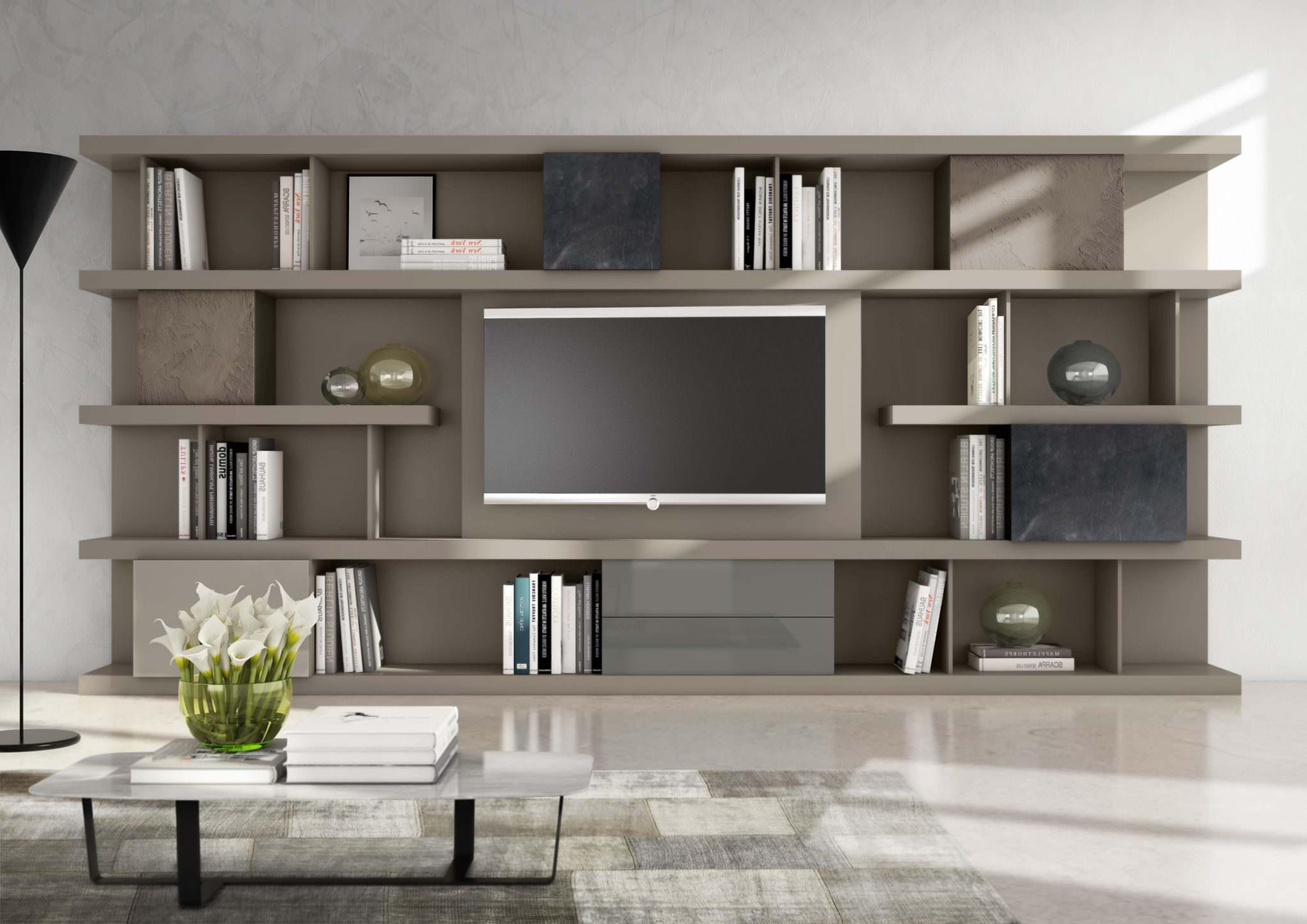 Fibi Ltd Home Ideas Pertaining To Most Up To Date Tv Wall Cabinets (Gallery 7 of 20)