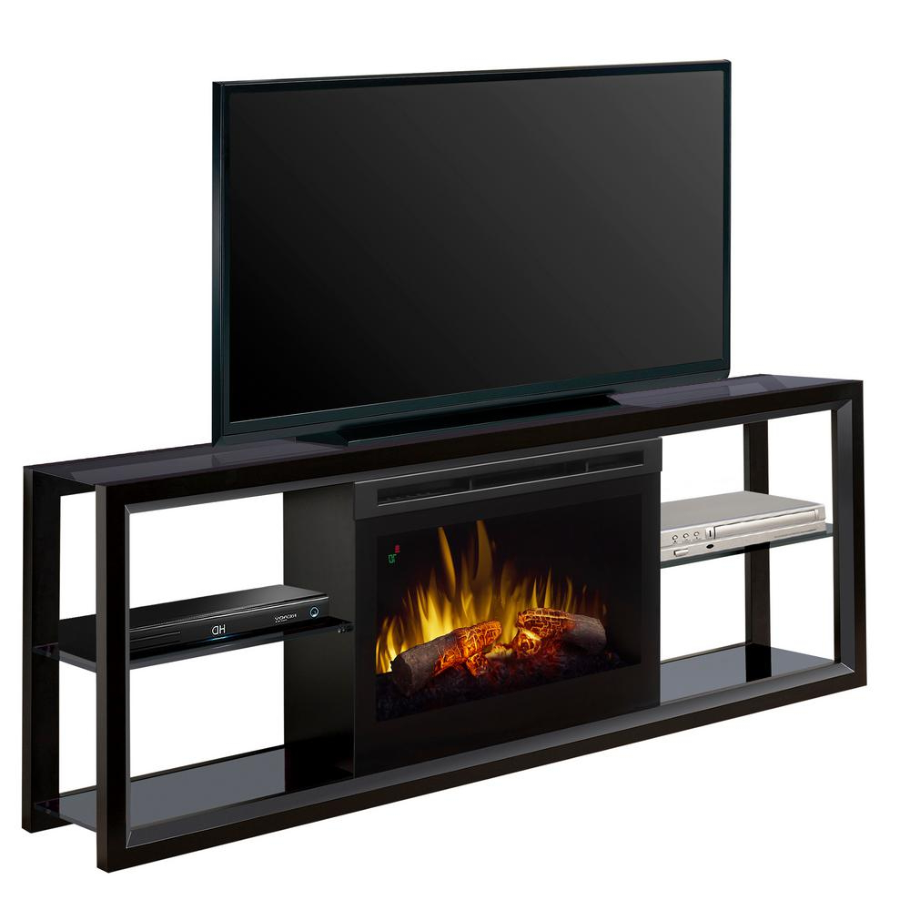 Fireplace Tv Stands – Electric Fireplaces – The Home Depot In Preferred 40 Inch Corner Tv Stands (View 20 of 20)