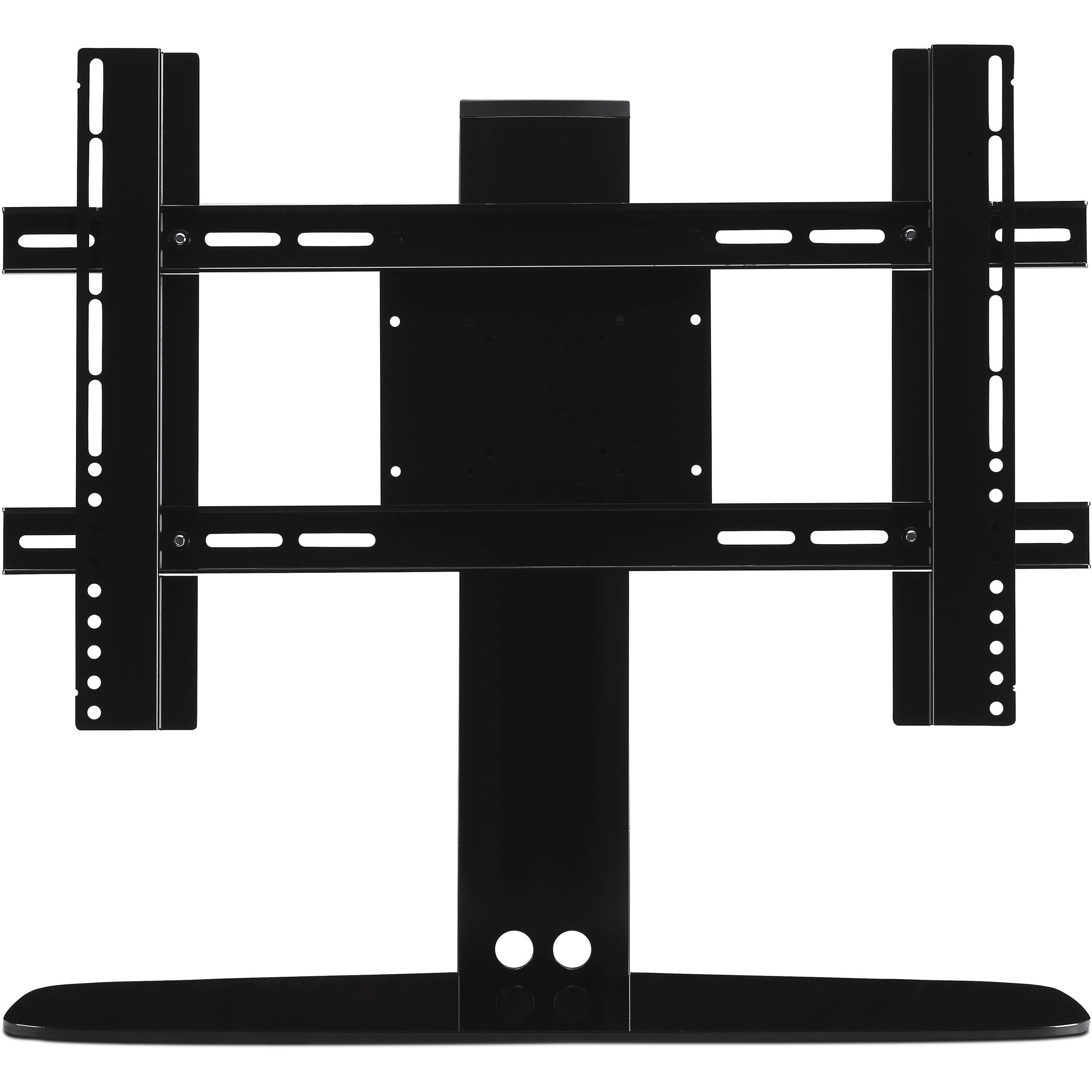 Flexson Adjustable Tv Stand For Sonos Playbase Aav Flxpbtvst1021 Pertaining To Fashionable Sonos Tv Stands (View 13 of 20)
