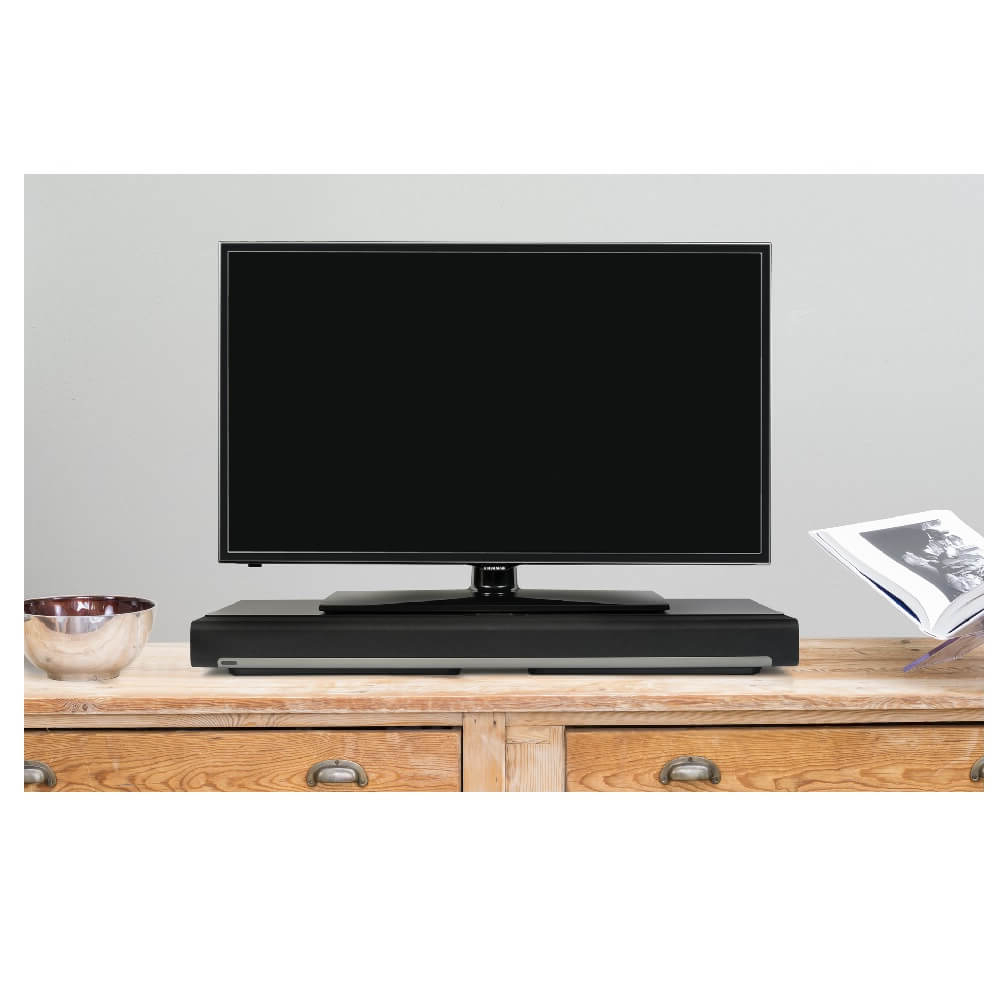 Flexson Stand Plinth For Tv And Sonos Playbar – Brackets Stands And Pertaining To Favorite Sonos Tv Stands (View 16 of 20)