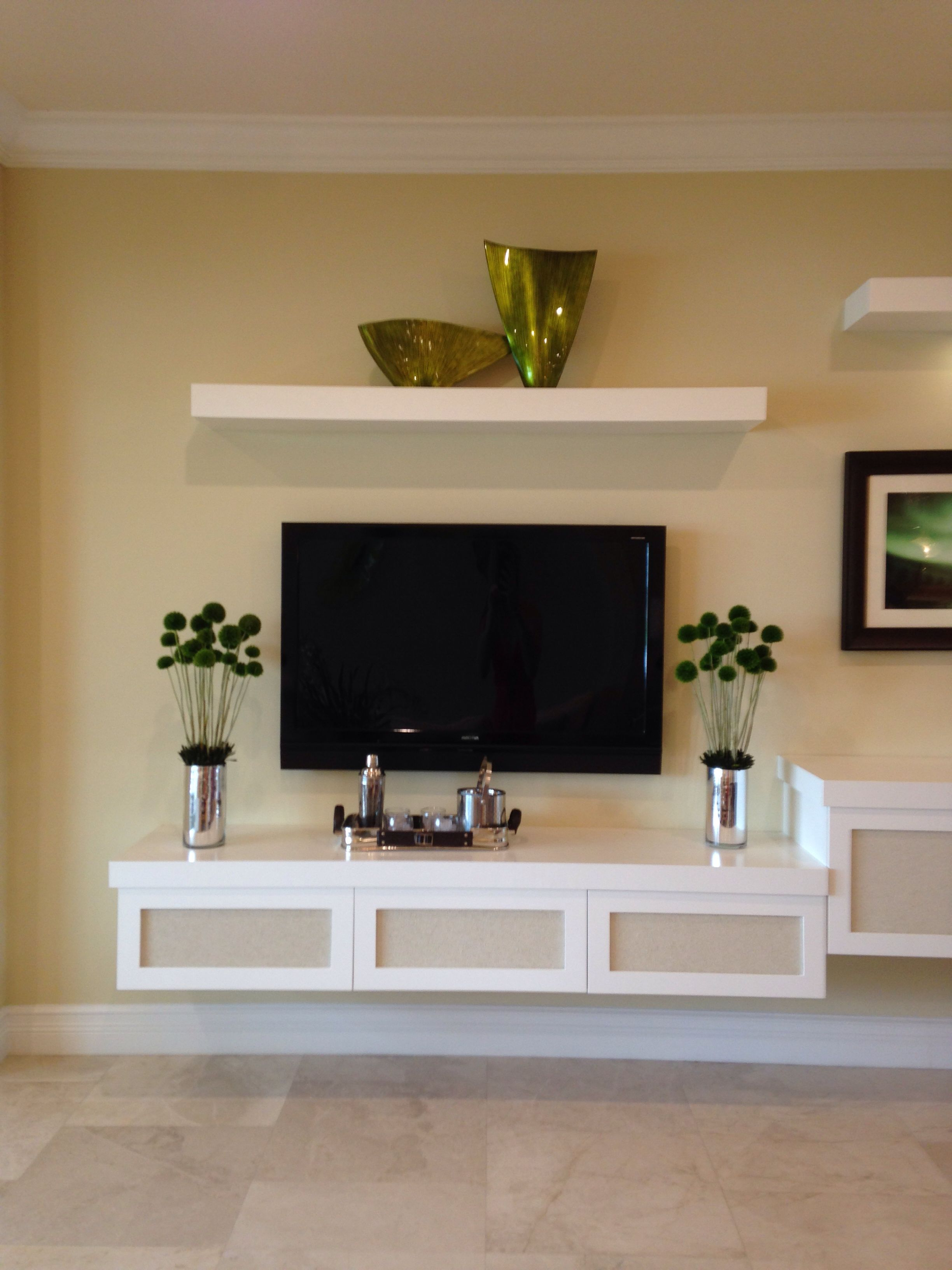 Floating Tv Stand (View 4 of 20)