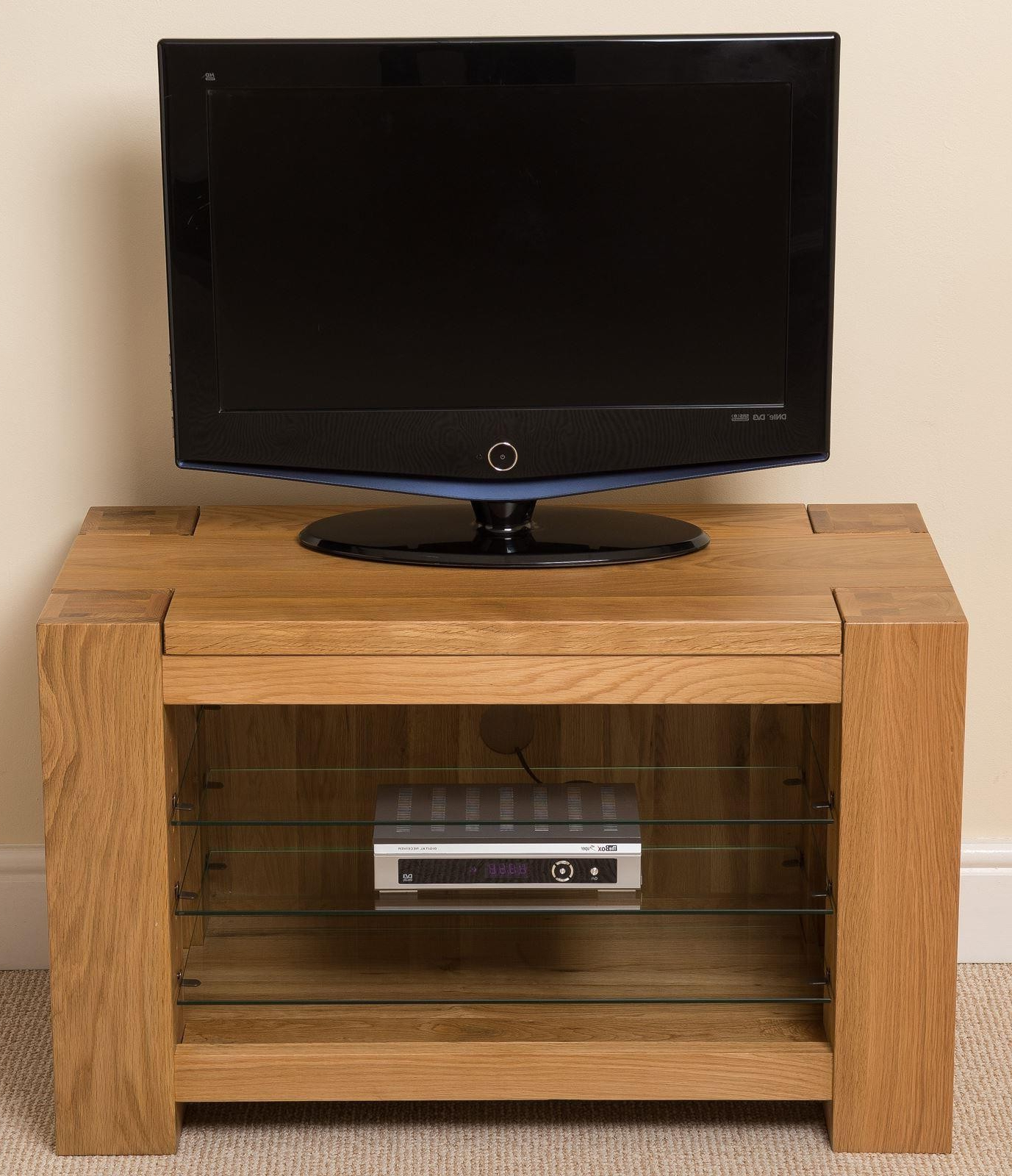Featured Photo of Solid Oak Tv Cabinets