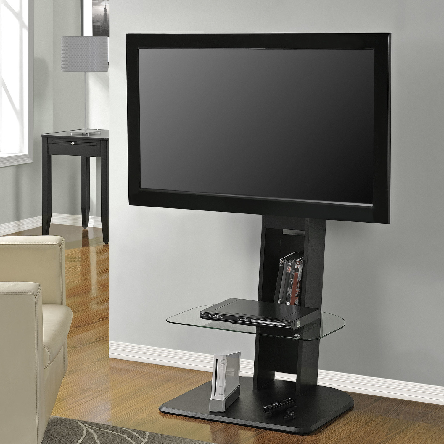 Freestanding Tv Stands Inside Newest Free Standing Stands Freestanding Coat Stand Retro Portable Deer (View 8 of 20)