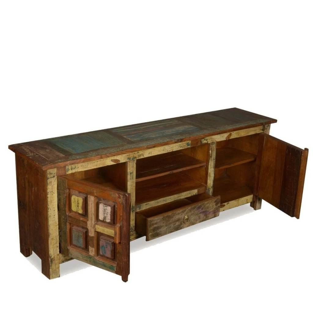 Furniture: Gorgeous Short Cheap Rustic Tv Stand Featuring Double With Fashionable Cheap Rustic Tv Stands (View 9 of 20)
