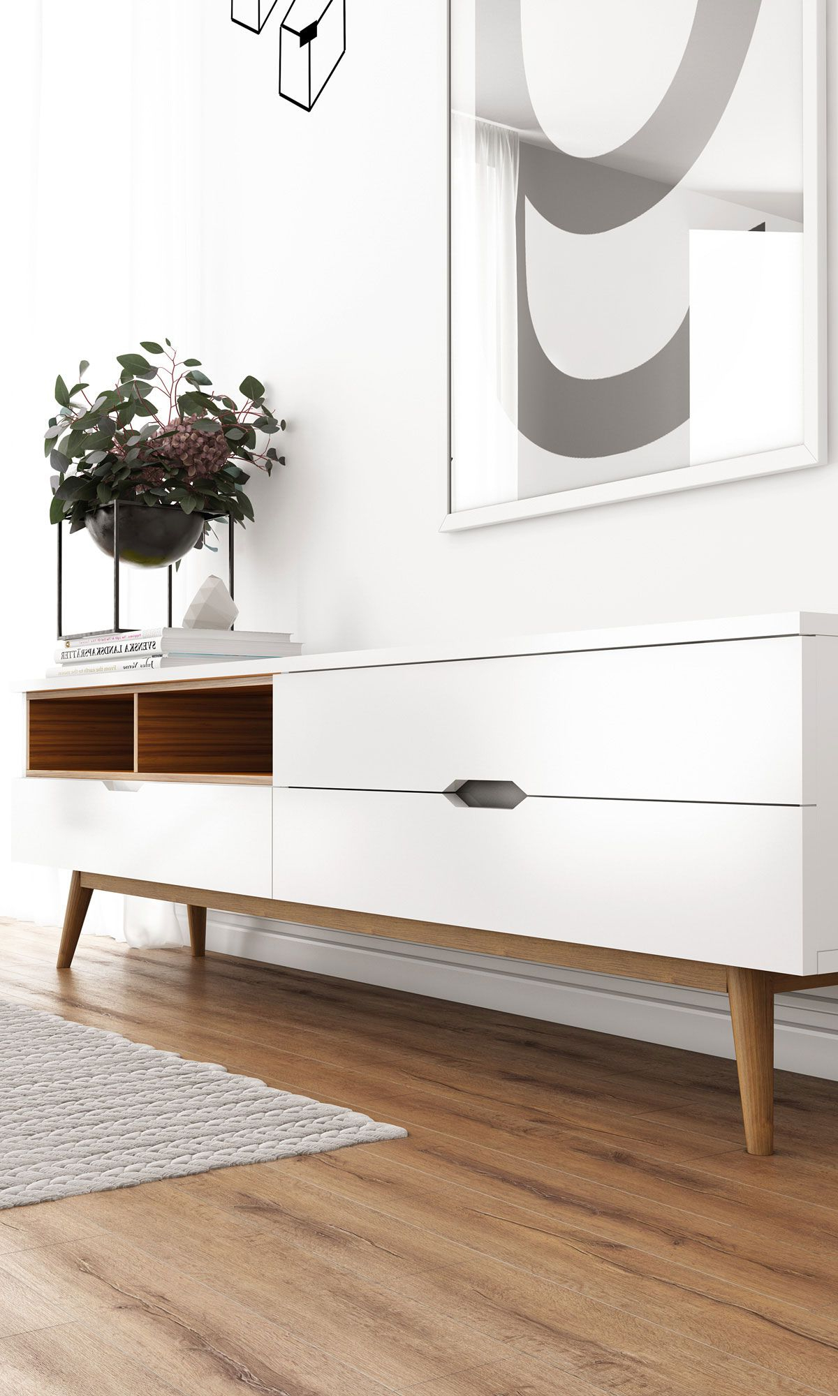 Furniture, Tvs For Scandinavian Tv Stands (View 11 of 20)