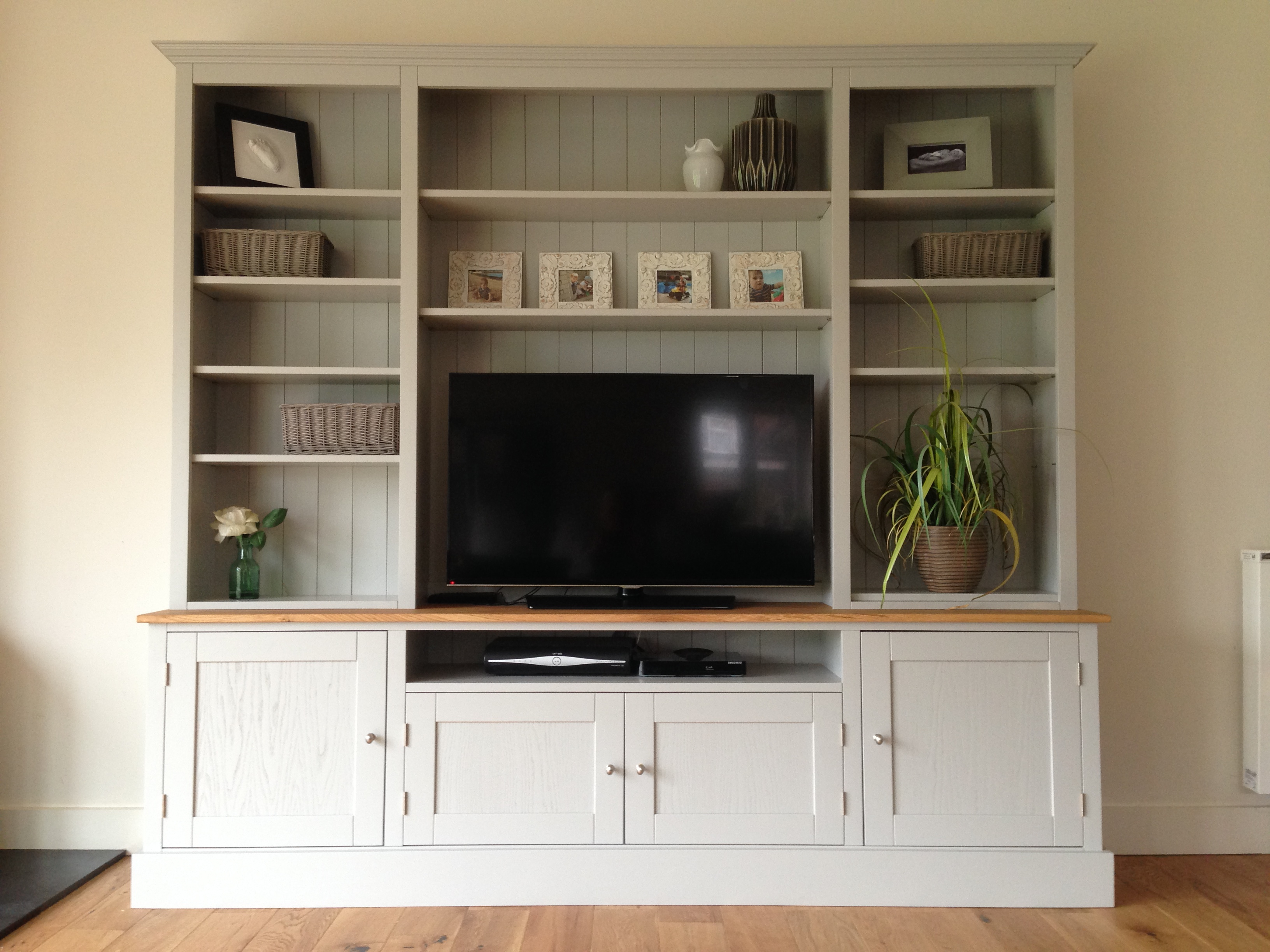 Georgeous 7ft Painted Tv Unit / Dresser – Nest At Number 20 Inside Most Recently Released White Painted Tv Cabinets (View 11 of 20)