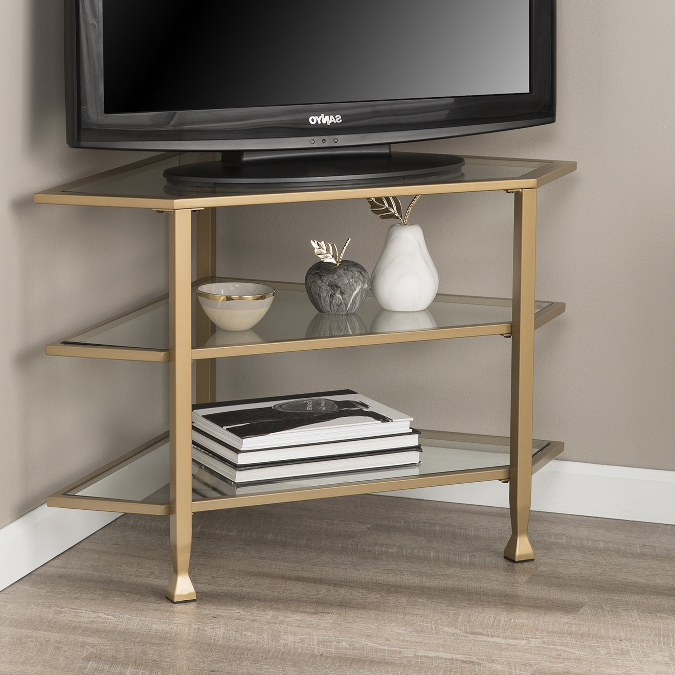 Glam Tv Stands You'll Love (View 2 of 20)