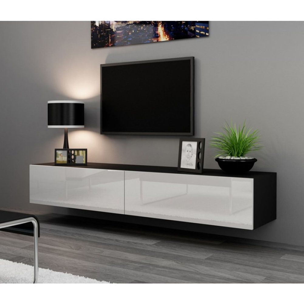 Gloss White Tv Stands Regarding Newest Buy Seattle Tv Stand – High Gloss White Tv Stand / European Design (View 10 of 20)