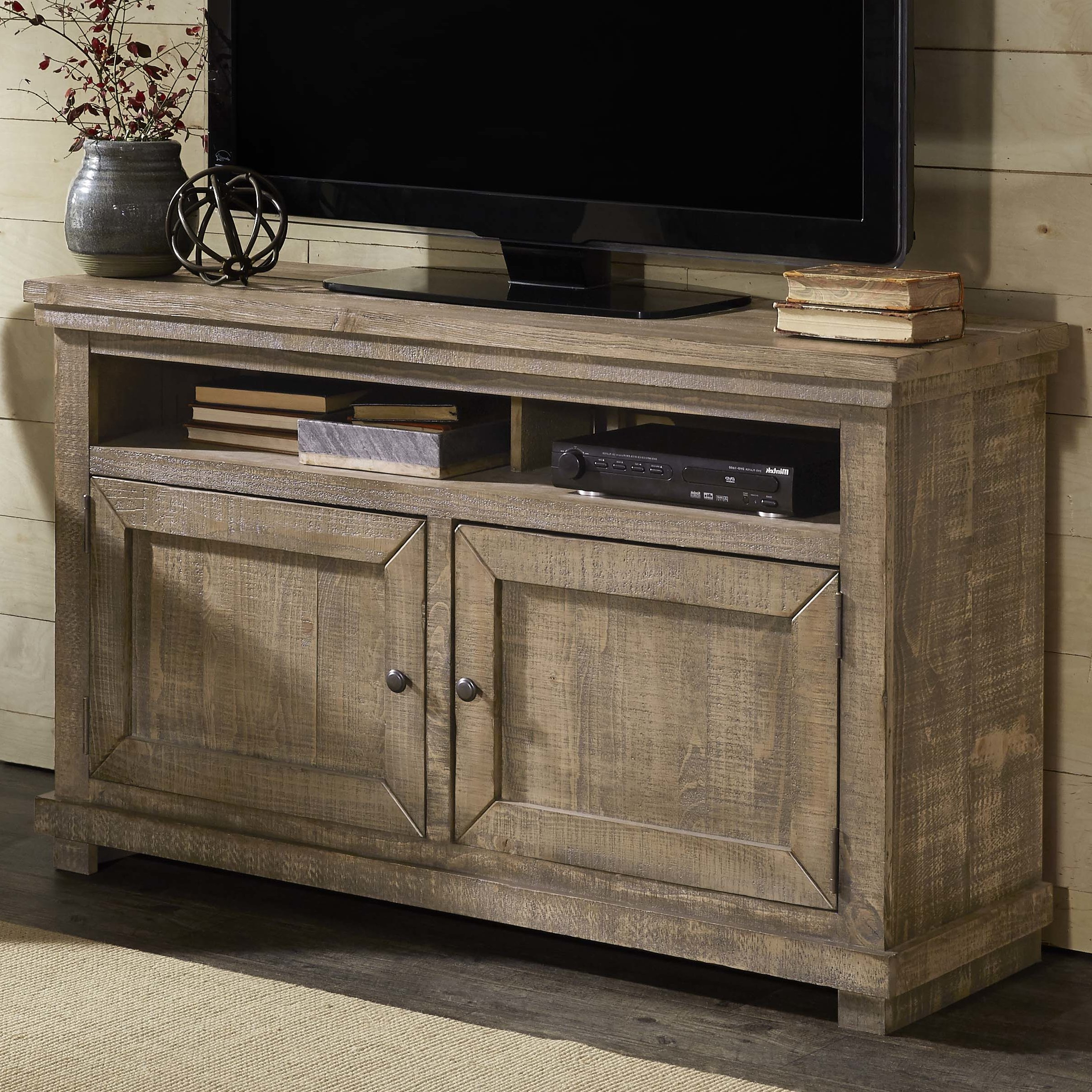 Grey Tv Stands (Gallery 19 of 20)