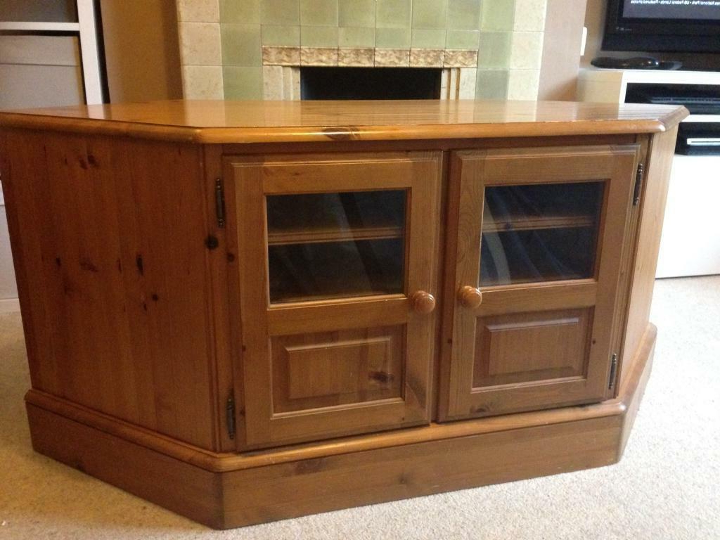 Gumtree Pertaining To Corner Tv Cabinets With Hutch (View 17 of 20)
