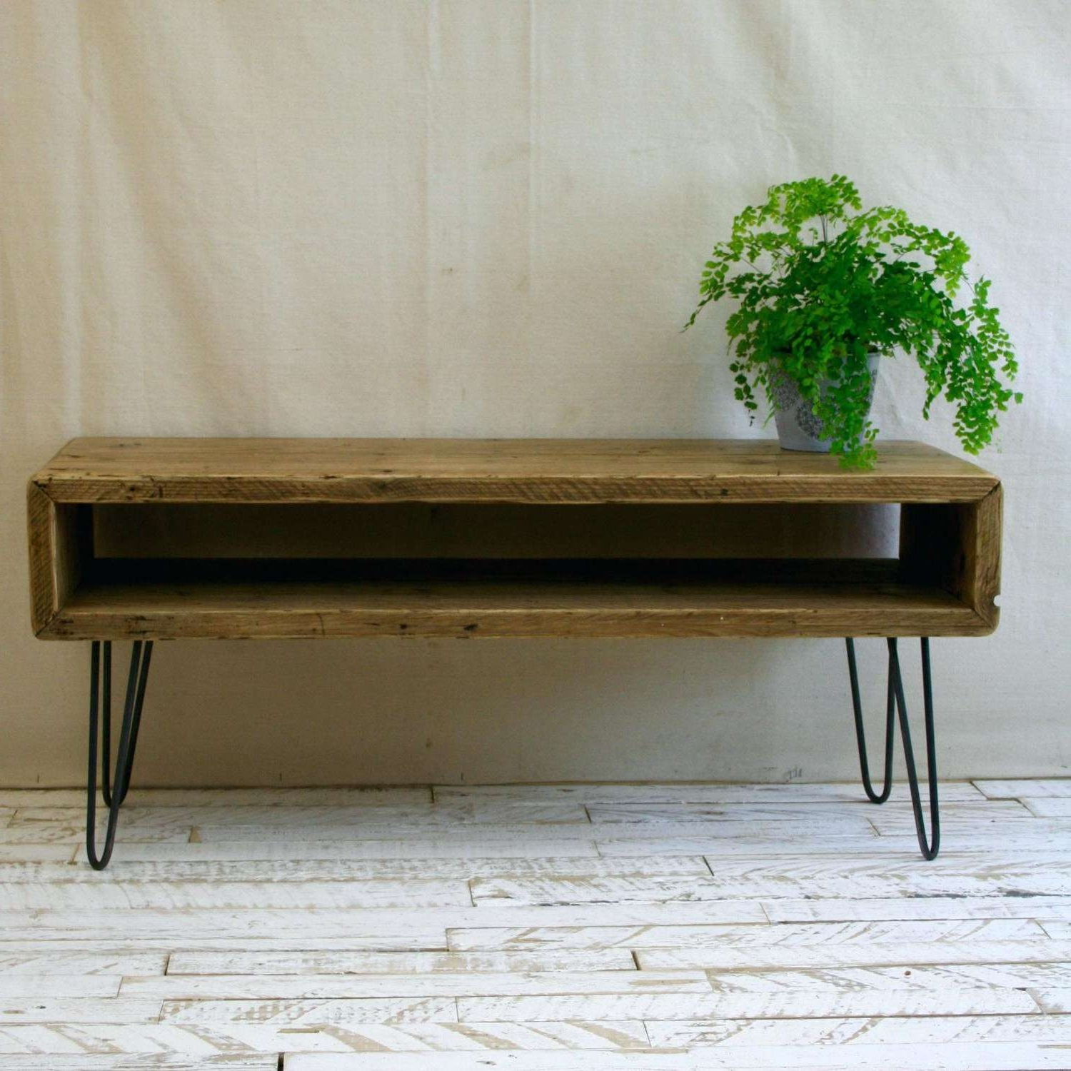 Hairpin Leg Tv Stands Throughout Current Tv Stand: Stand Legs (View 18 of 20)