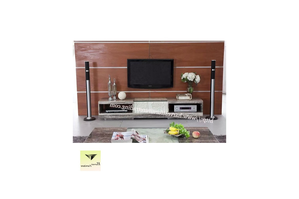 Harvest Furniture – Italian Country Style Grey Natural Marble Tv Intended For Most Current Country Style Tv Stands (Gallery 19 of 20)
