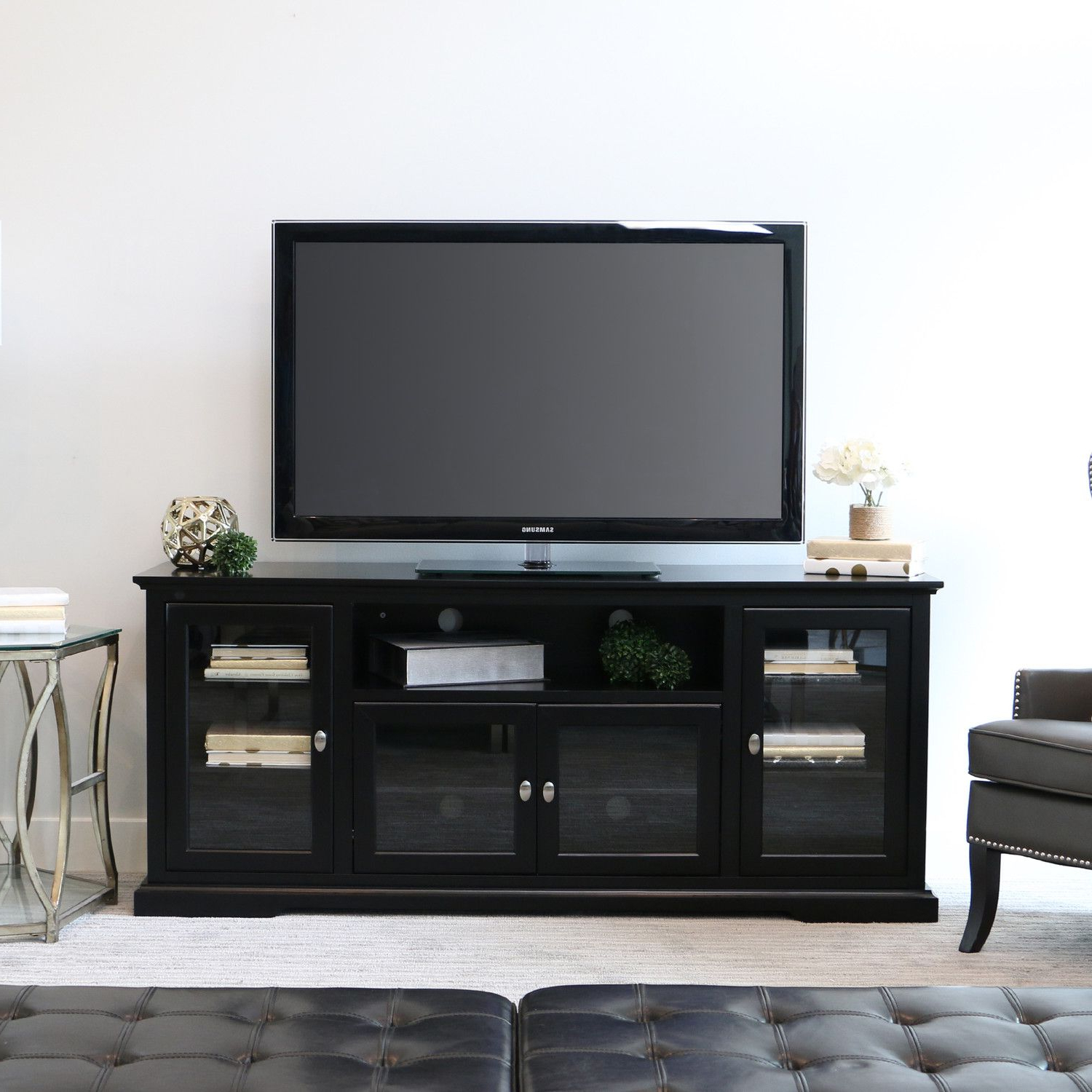 Highboy Tv Stand Throughout Recent Hokku Tv Stands (View 6 of 20)