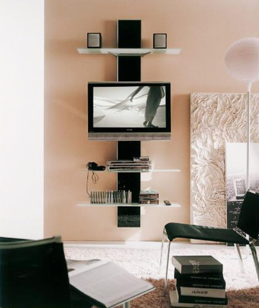 Home Design Ideas In Popular Unique Tv Stands (View 3 of 20)