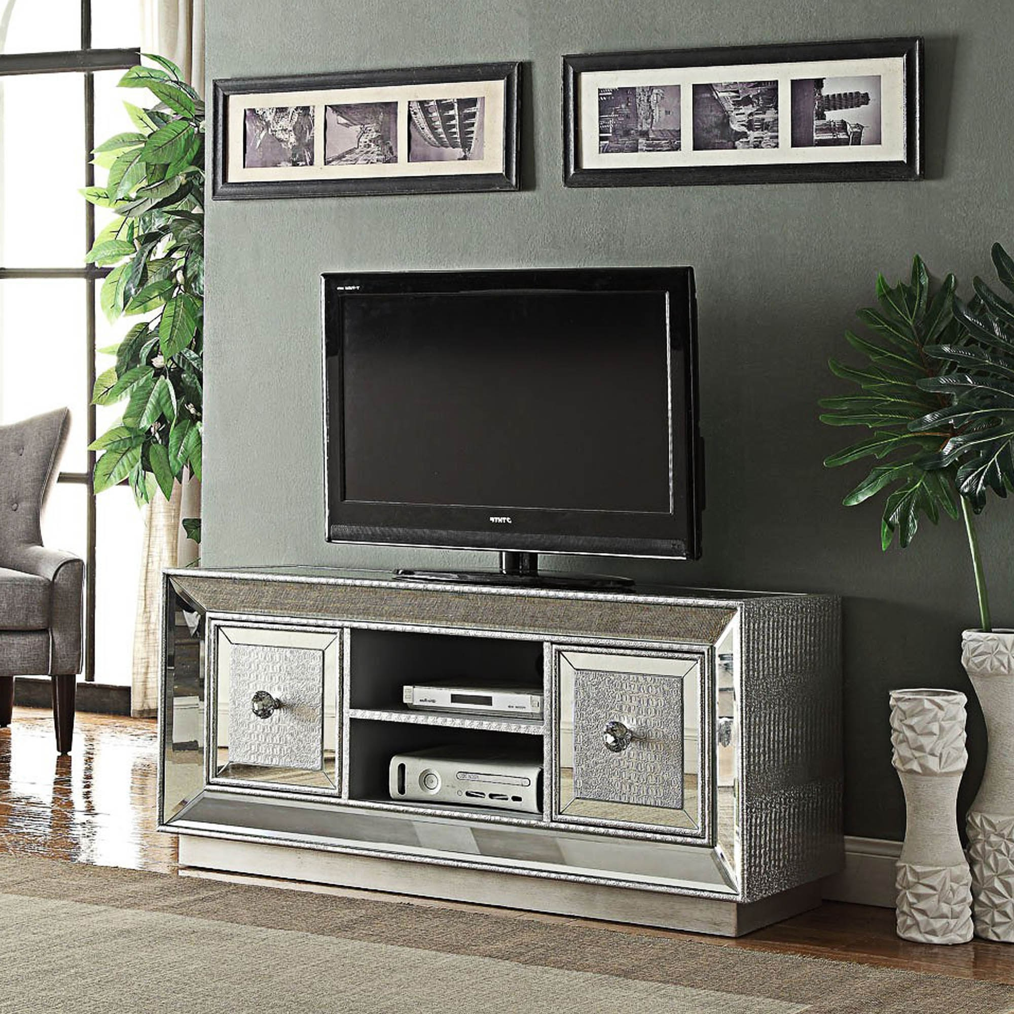 Homesdirect365 With Regard To Mirrored Furniture Tv Unit (Gallery 9 of 20)