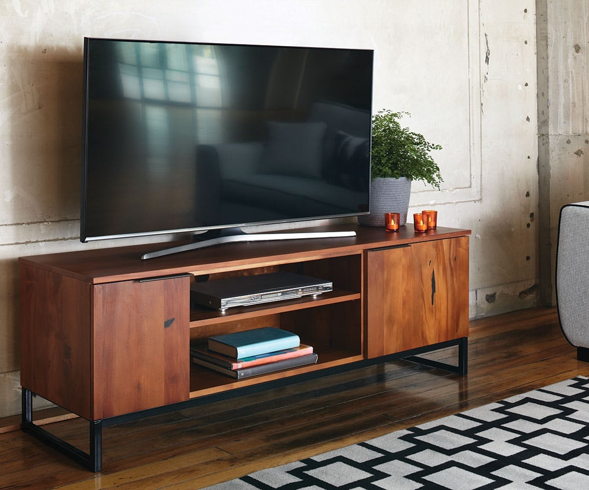 Honey Oak Tv Stands Intended For Current Eye Love Afraid Itwill Make Fir Doors Too Ish Thinking Maybe Ir (View 9 of 20)