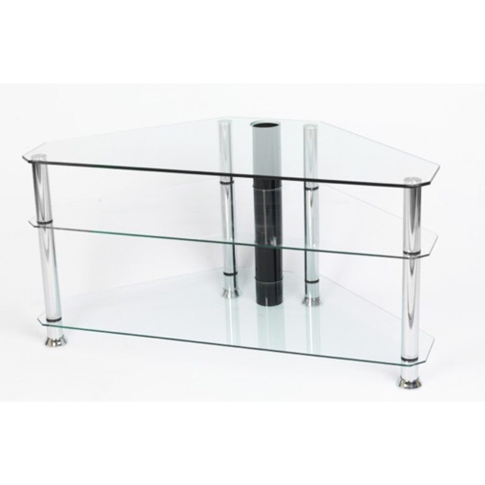 Iconic Tv Stands With Regard To Favorite Peaceably Monarch Ties 2701 42 Inch Tv Stand W Glass Doors Also (Gallery 7 of 20)
