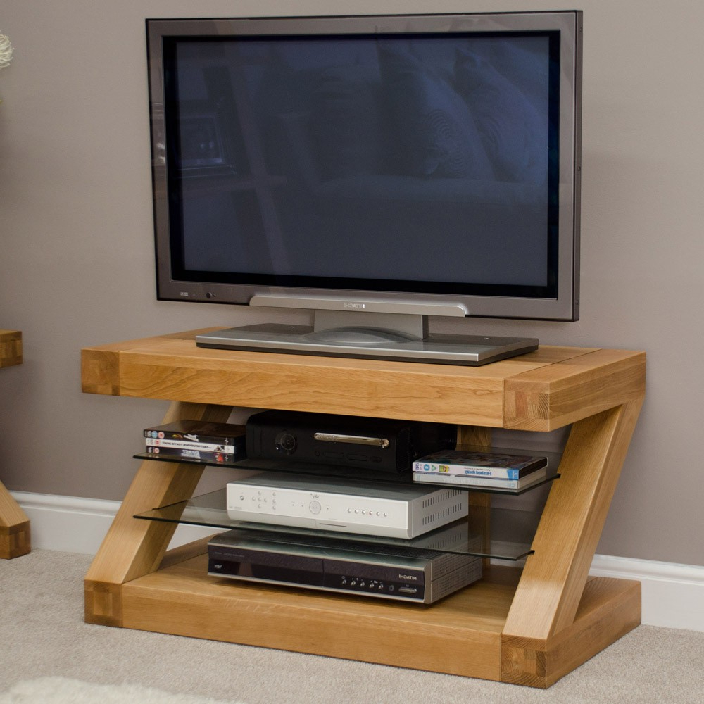Ideal Oak Tv Stand For Flat Screen — Home Decorcoppercreekgroup Inside Best And Newest Oak Tv Stands For Flat Screens (Gallery 3 of 20)