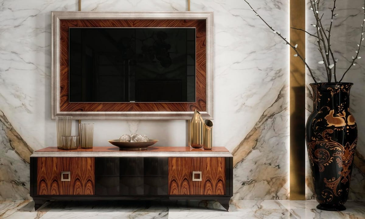 Idfdesign In Most Popular Silver Tv Stands (Gallery 20 of 20)