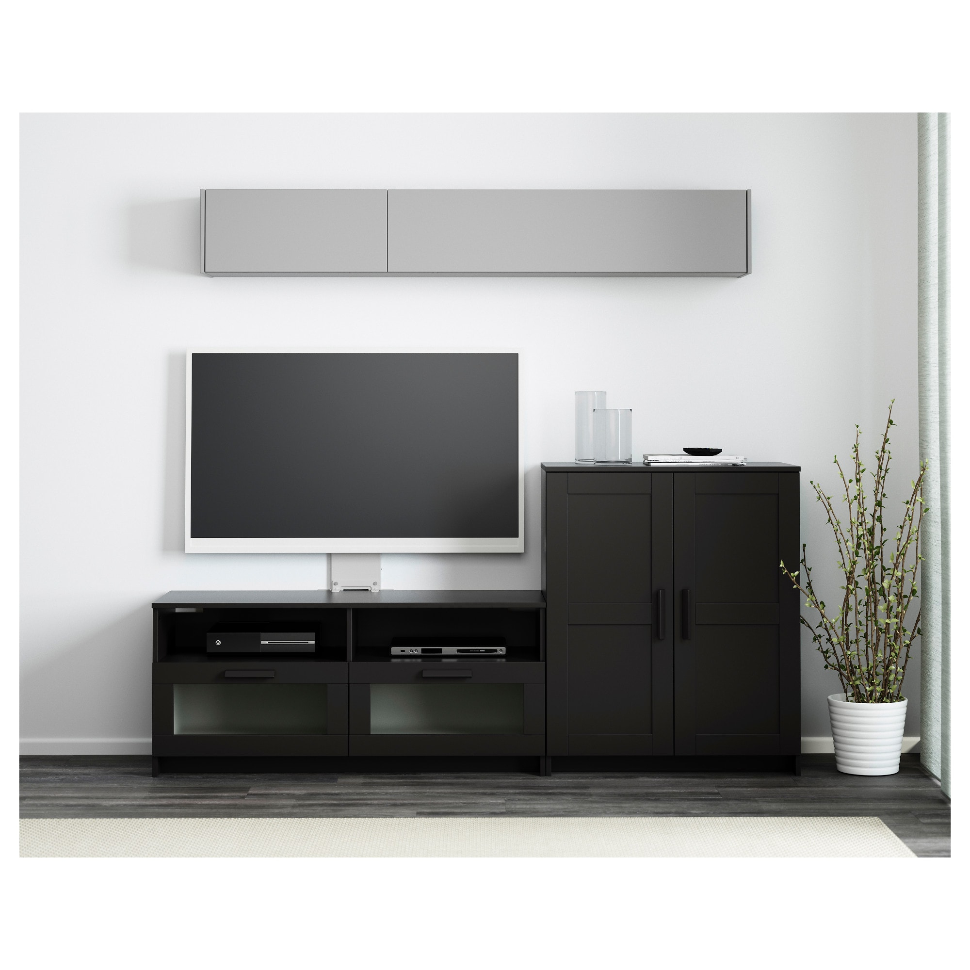 Ikea In Low Level Tv Storage Units (View 10 of 20)