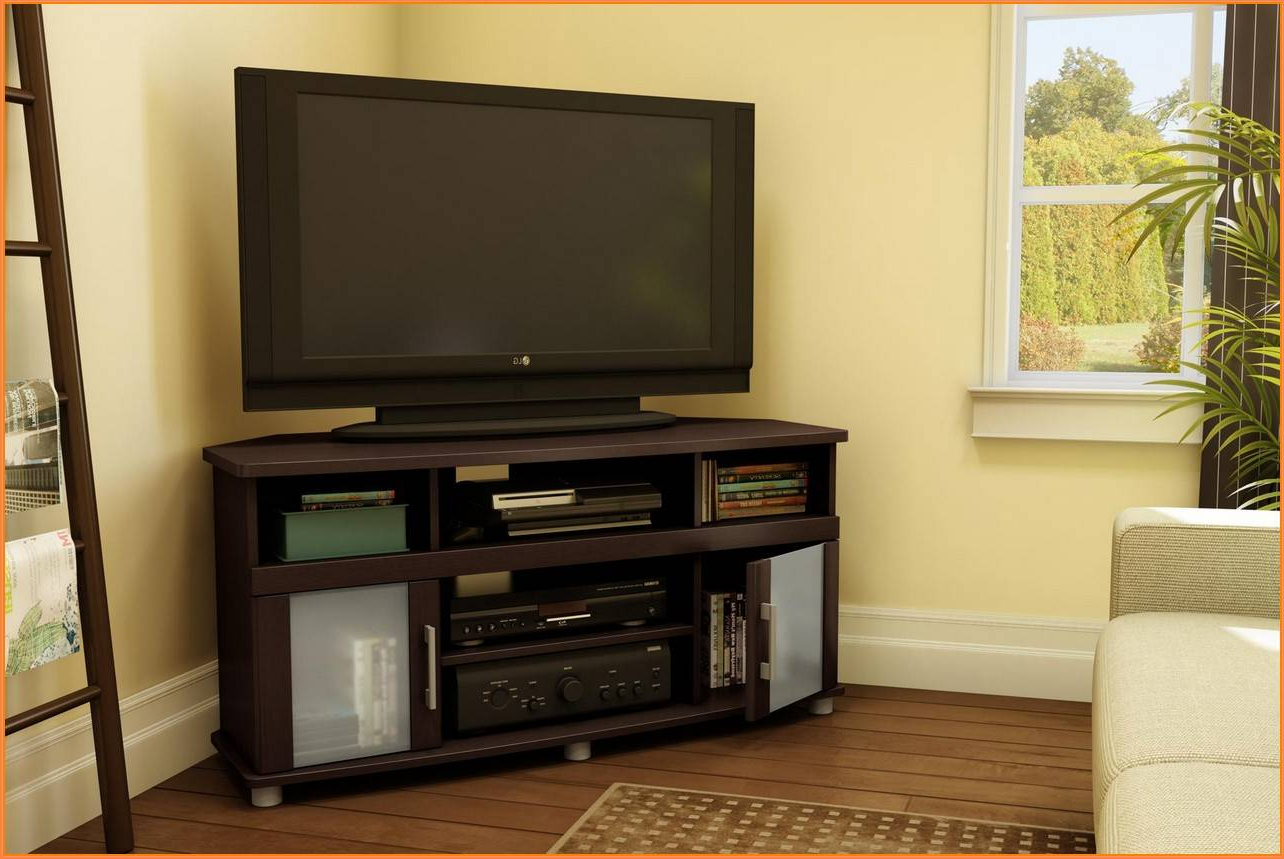 Ikea Tv Stand Hemnes 55 Inch With Mount Stands For 65 Flat Screen In Most Up To Date Corner Tv Stands For 55 Inch Tv (View 6 of 20)