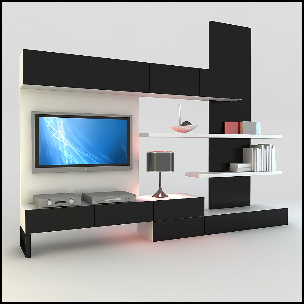 Images Bedroom Ideas Diy Mirrored Stand Hanging Designs Design Plans For Current Modern Lcd Tv Cases (Gallery 12 of 20)