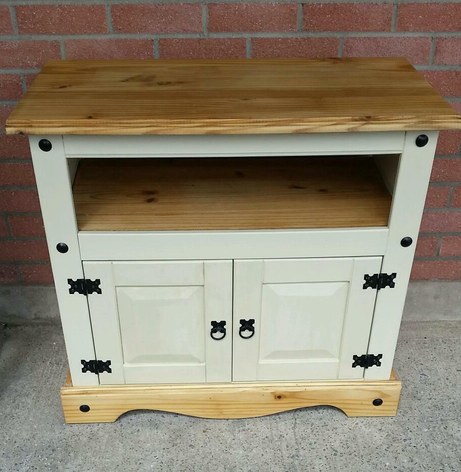 In Regarding Well Liked Shabby Chic Tv Cabinets (View 15 of 20)