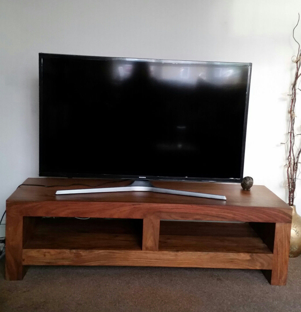 In Sheffield, South Yorkshire For Sheesham Wood Tv Stands (View 5 of 20)