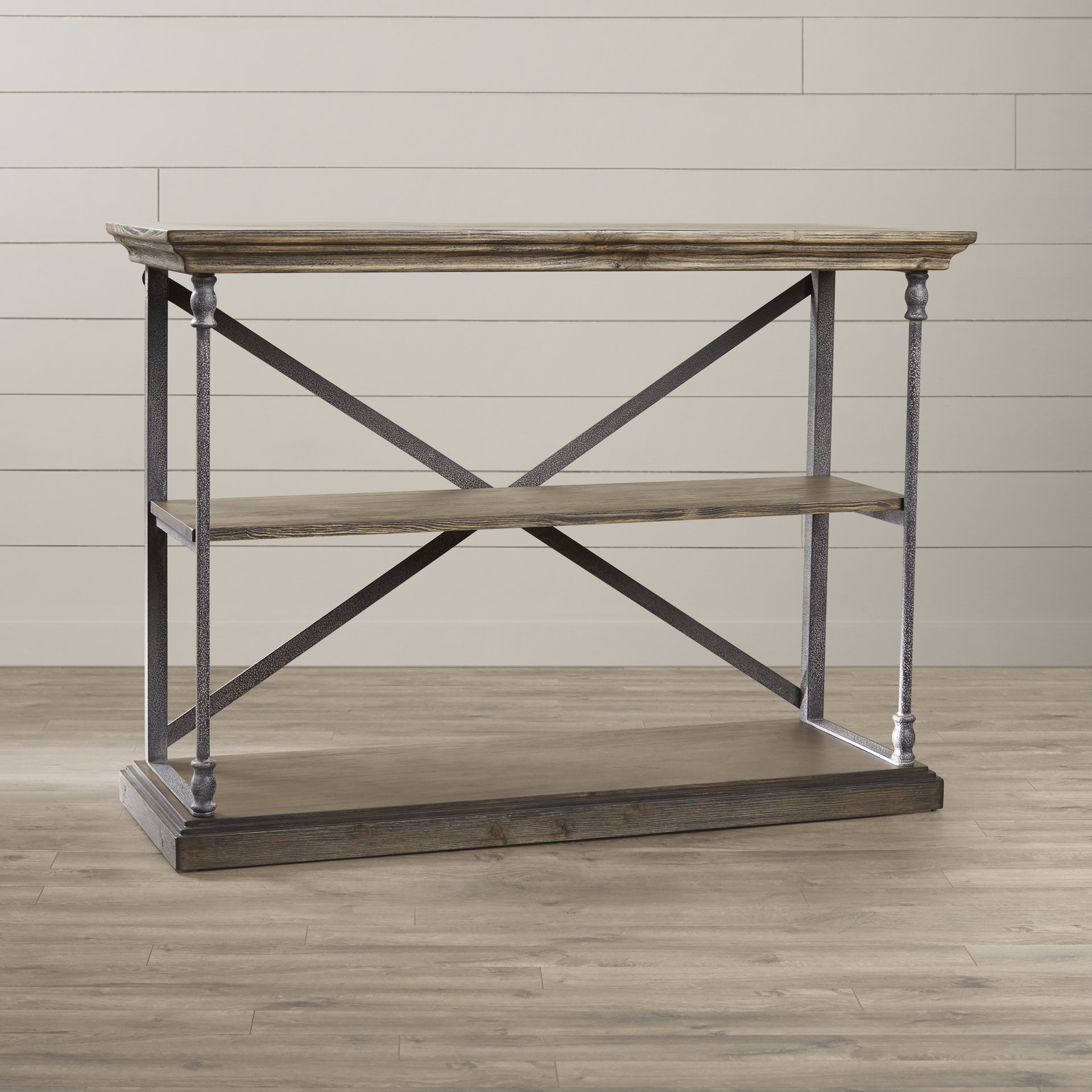 Industrial Console Tables You'll Love (Gallery 16 of 20)