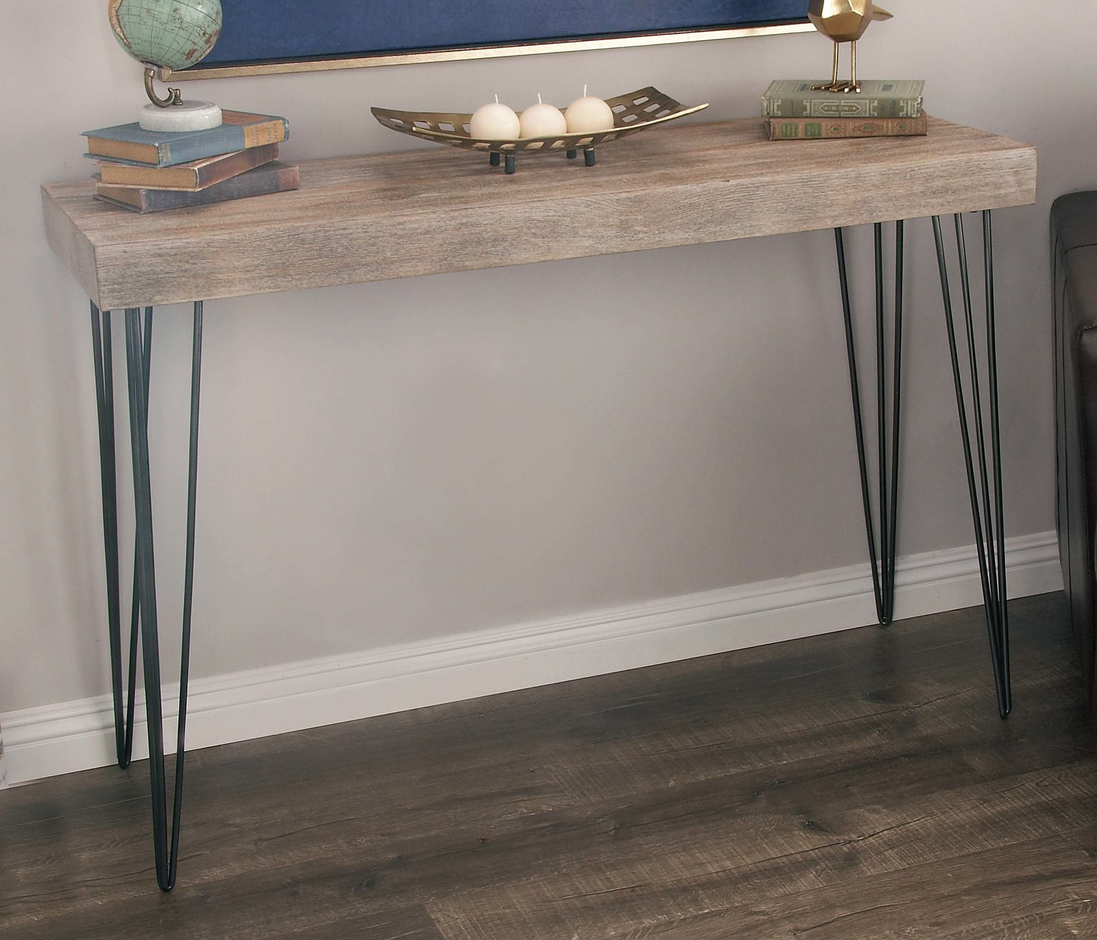 Industrial Console Tables You'll Love (View 3 of 20)