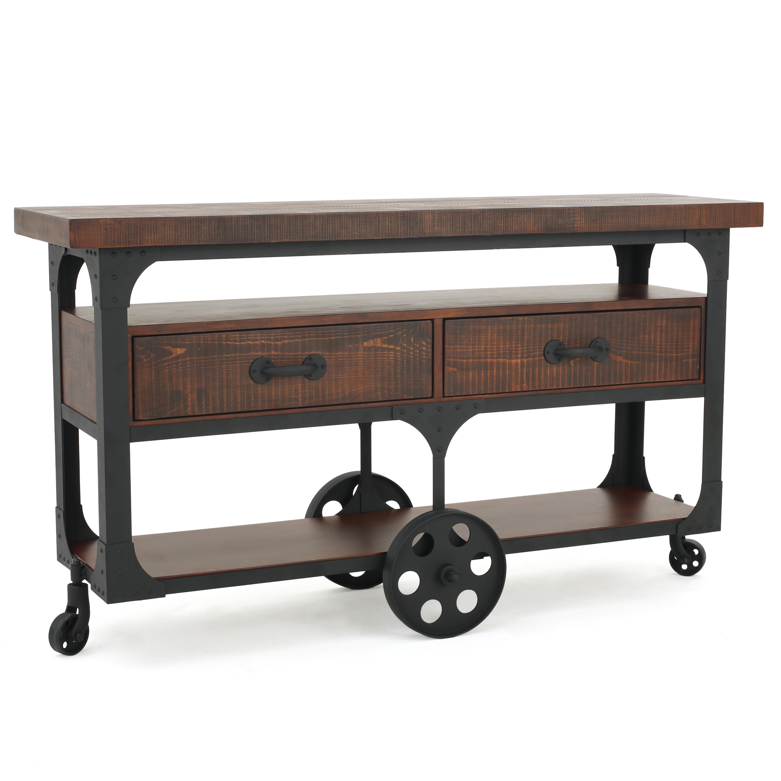 Industrial Console Tables You'll Love (View 20 of 20)