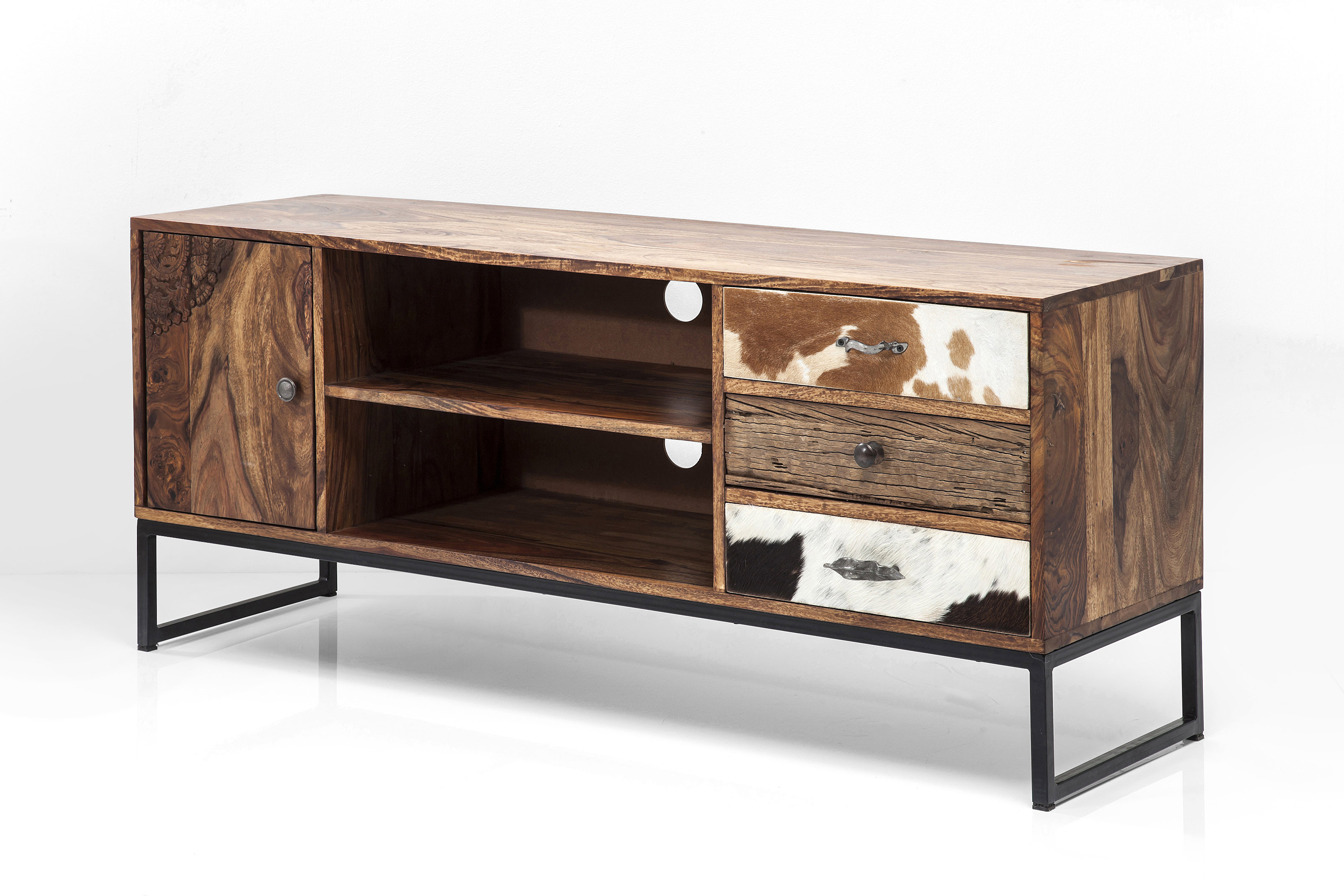 Industrial Tv Stands You'll Love (View 14 of 20)