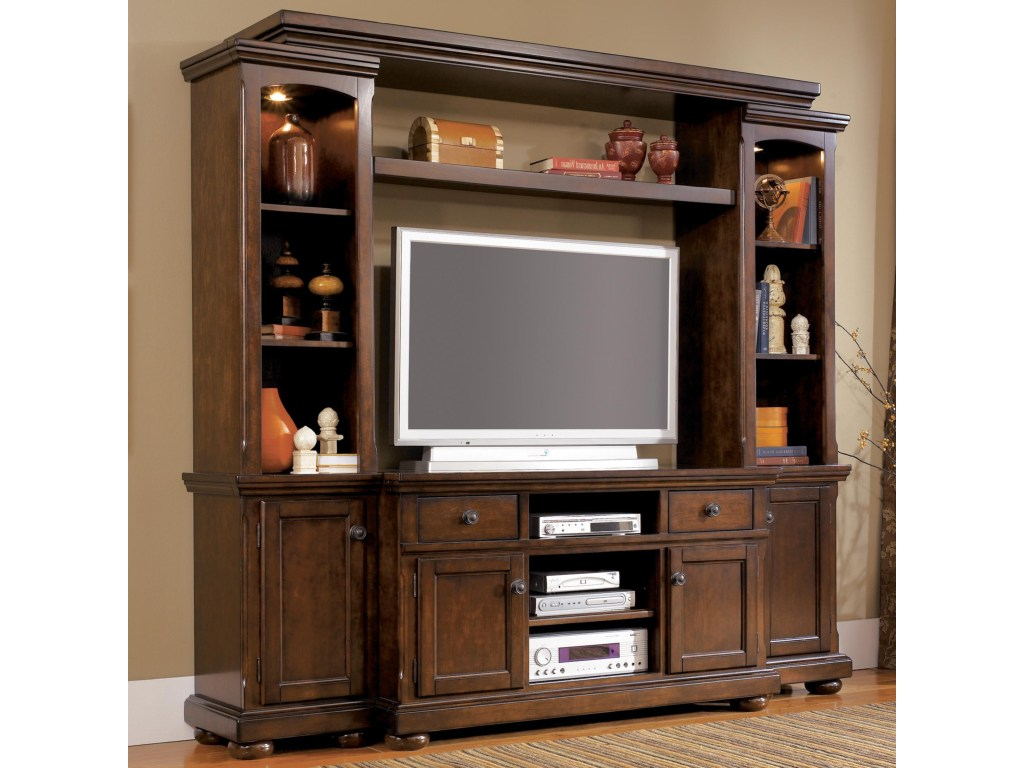 Inspiring Ashley Furniture Wall Unit Entertainment Center Ideas Pertaining To Fashionable 60 Inch Tv Wall Units (Gallery 11 of 20)