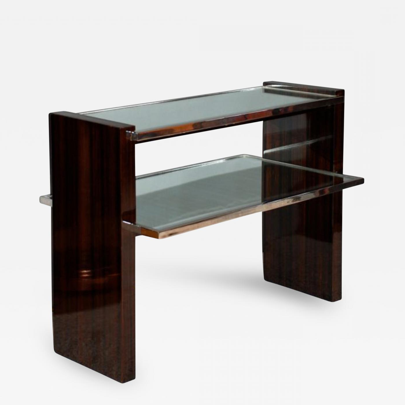 Jacque Console Tables Intended For Preferred Jacques Adnet – Jacques Adnet Console Table (Gallery 6 of 20)