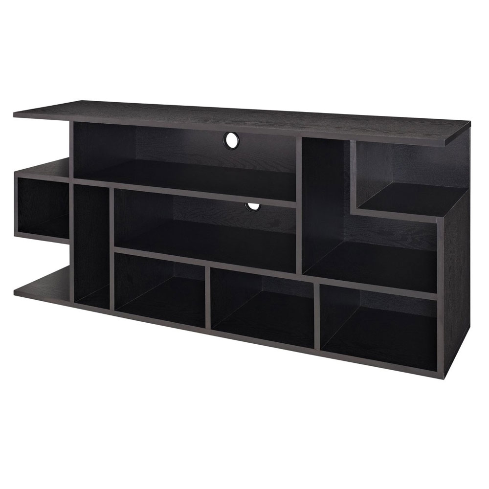 Jaxon 65 Inch Tv Stands With Most Up To Date 60 Inch Wood Media Console In Tv Stands (Gallery 18 of 20)