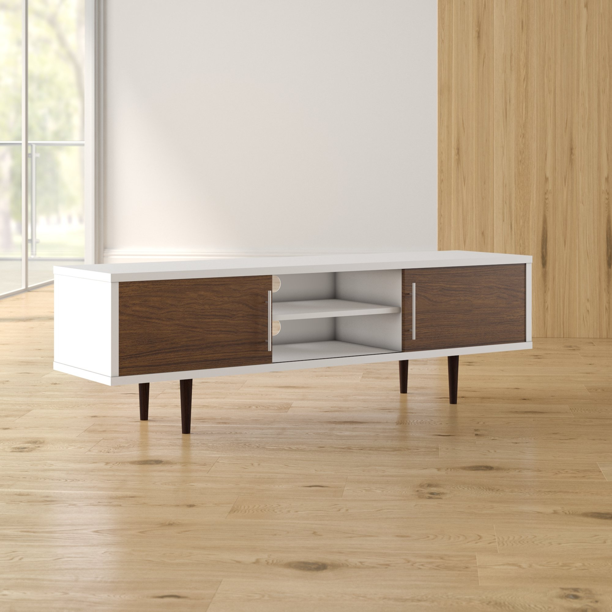 "Jaxon 65 Inch Tv Stands With Regard To Latest Iversen Tv Stand For Tvs Up To 65"" & Reviews (View 15 of 20)"